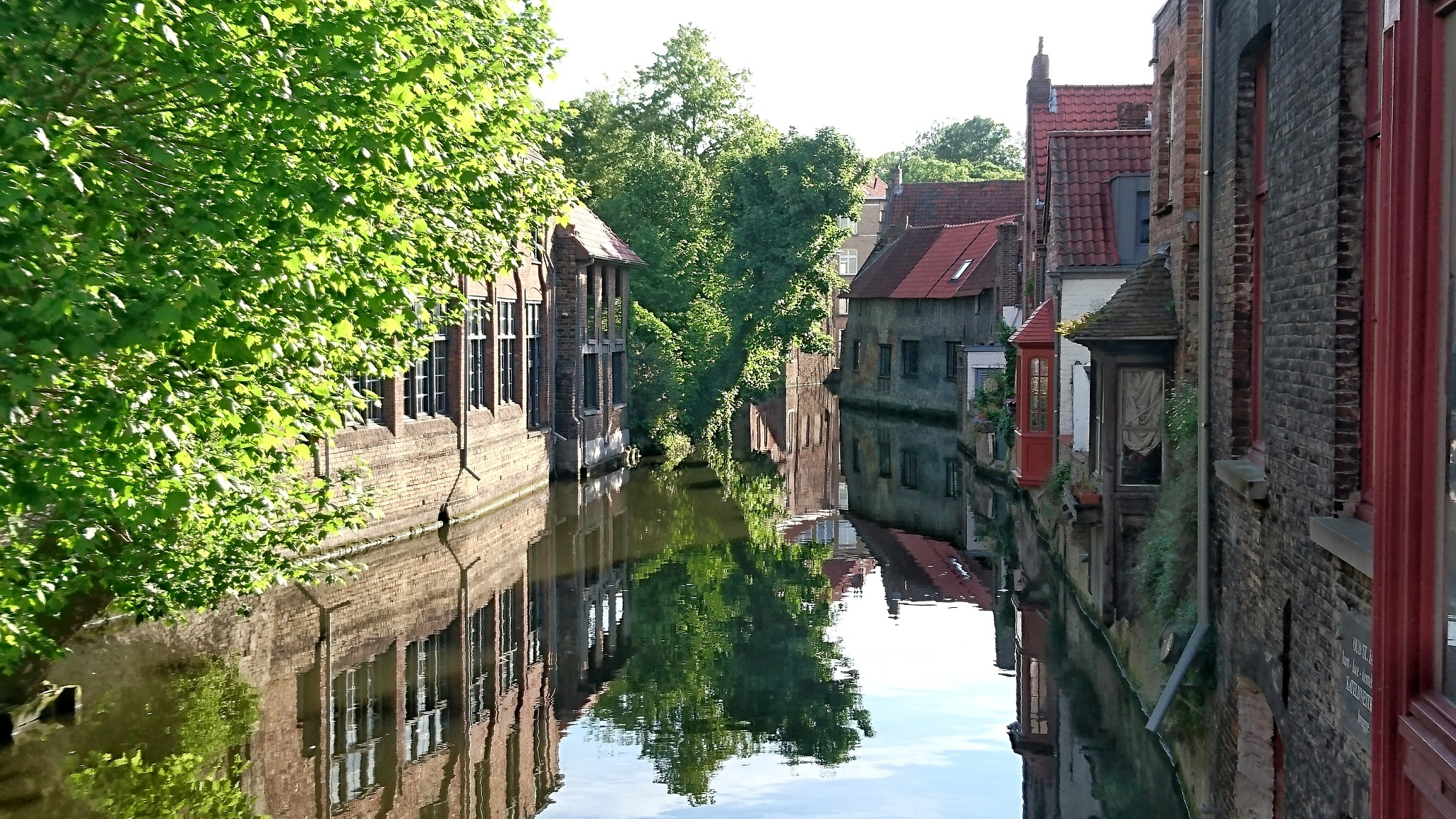 Bruges in may 2017 by Anna Holst