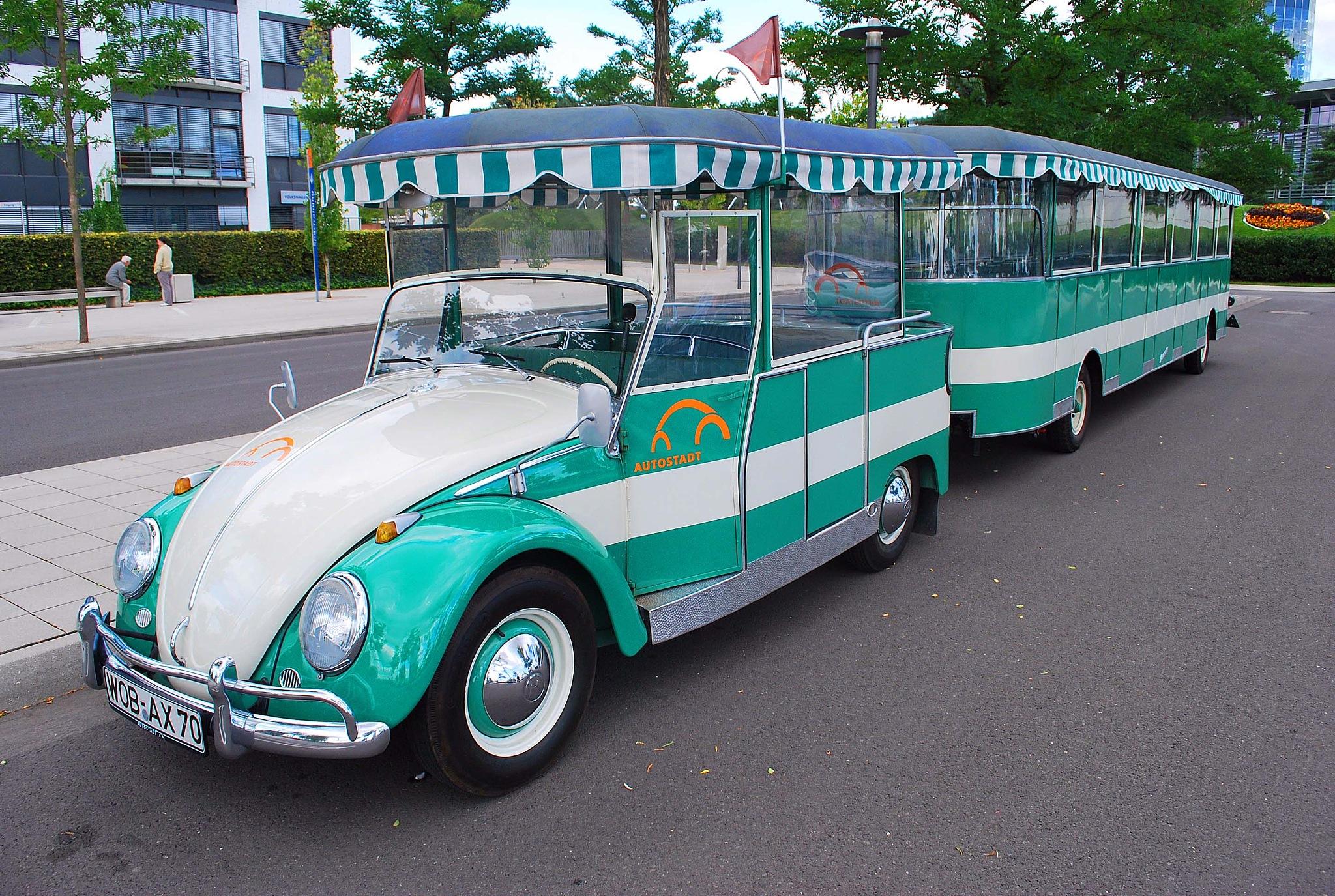 Das alte VW Bähnle by liwesta