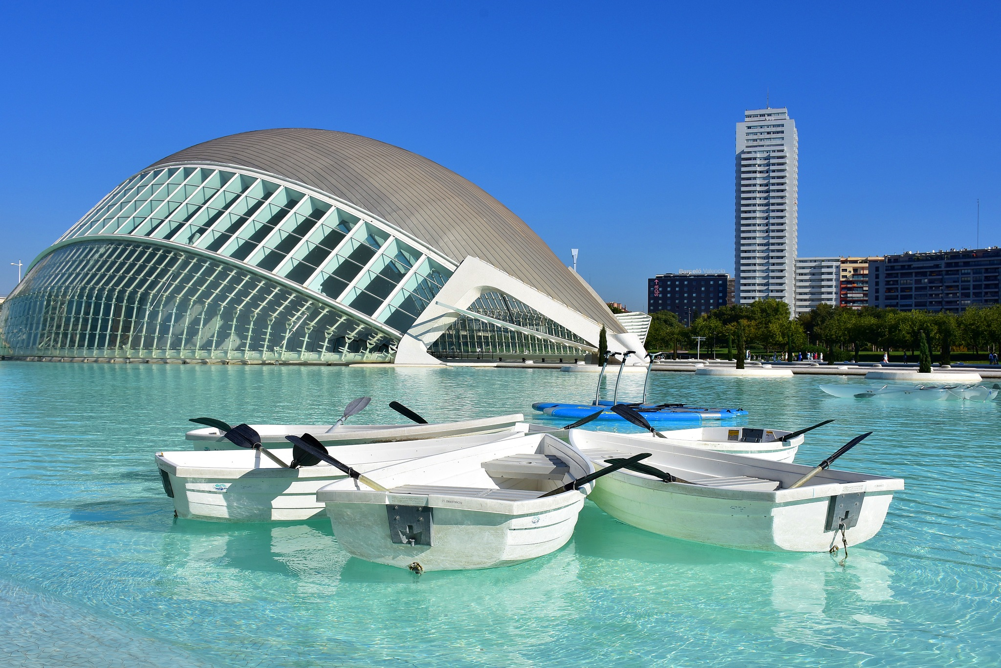 Boats to Valencia by liwesta