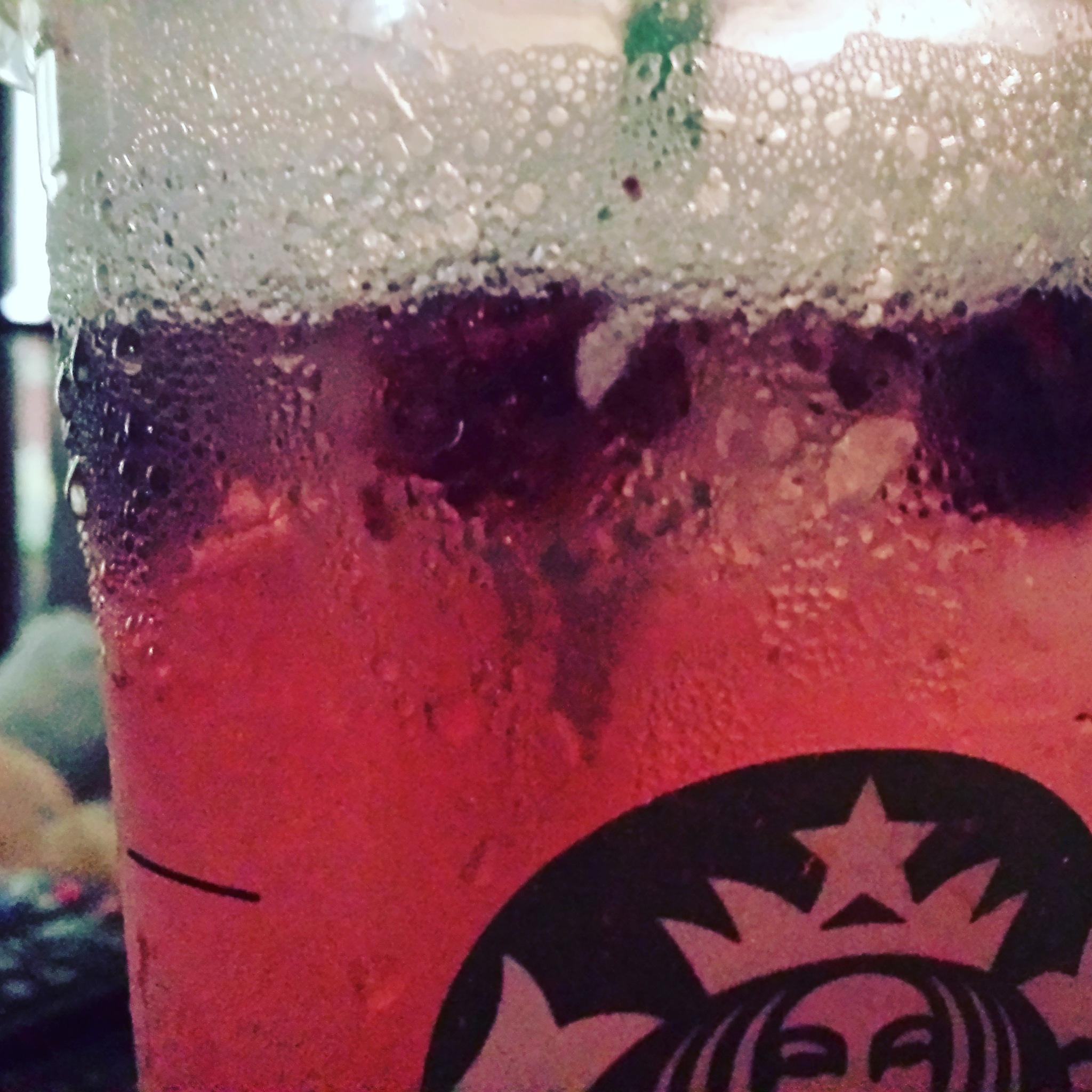 Starbucks Fun by Luna Loveridge