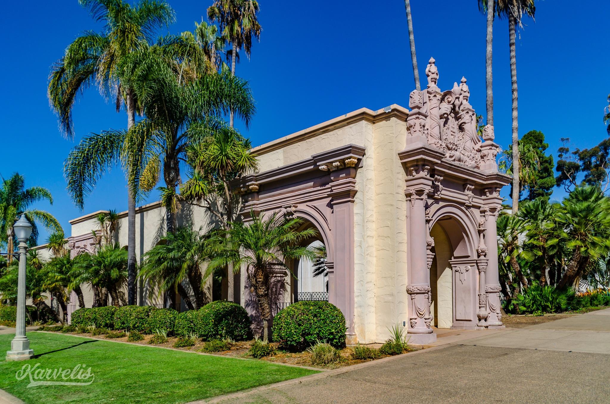 Balboa Park by  Karvelis