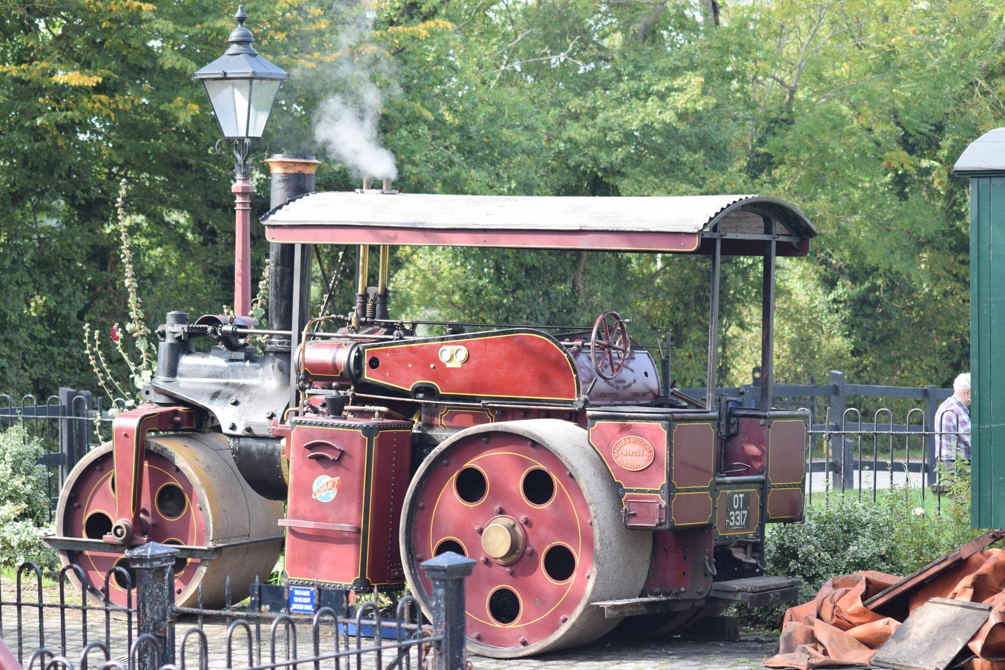 Tenterden steam railway by Peter58