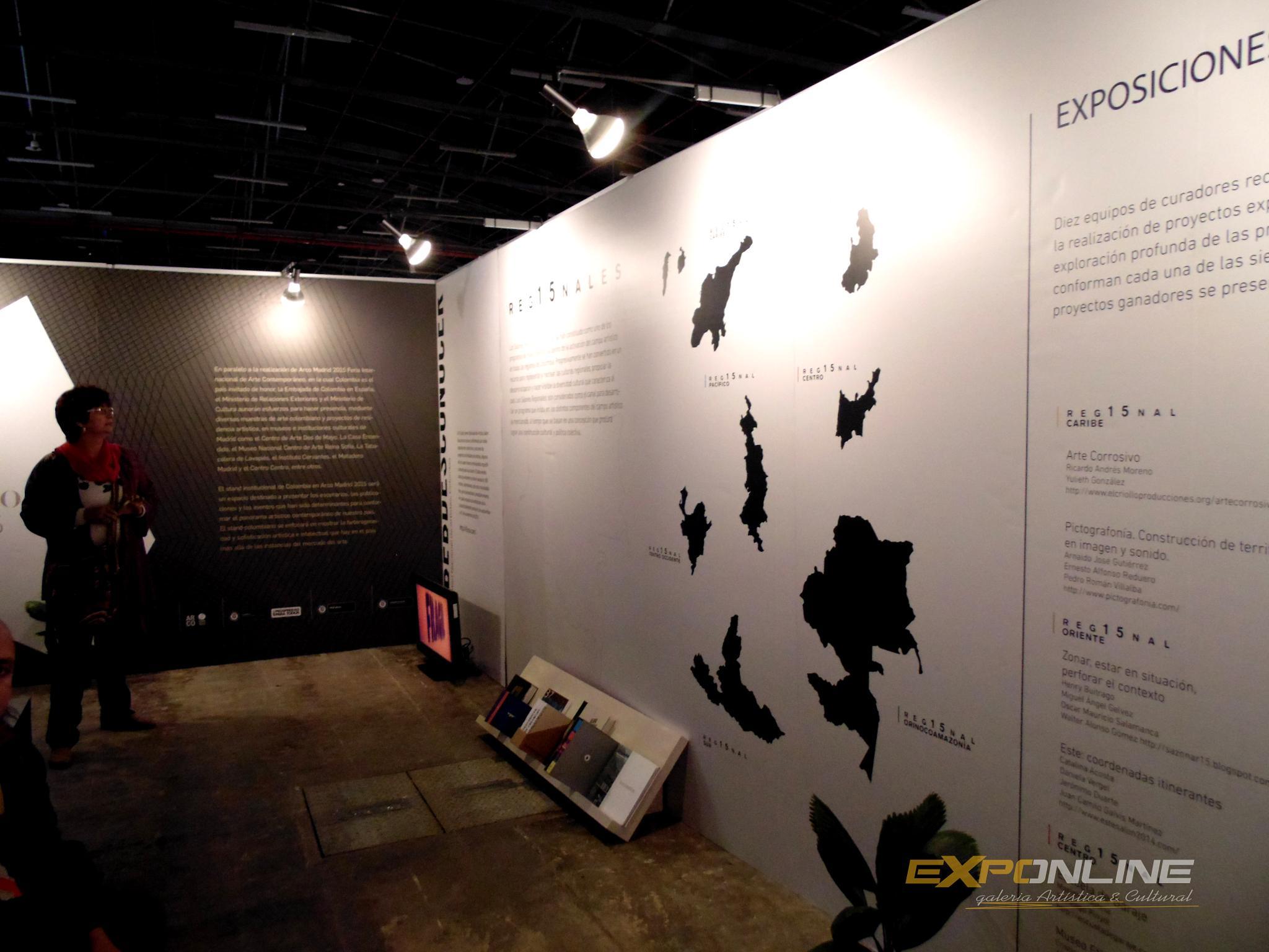 ARTBO / BY LEONARDO OROZCO / EXPONLINE  by EXPONLINE PLATAFORMA ARTÍSTICA & CULTURAL