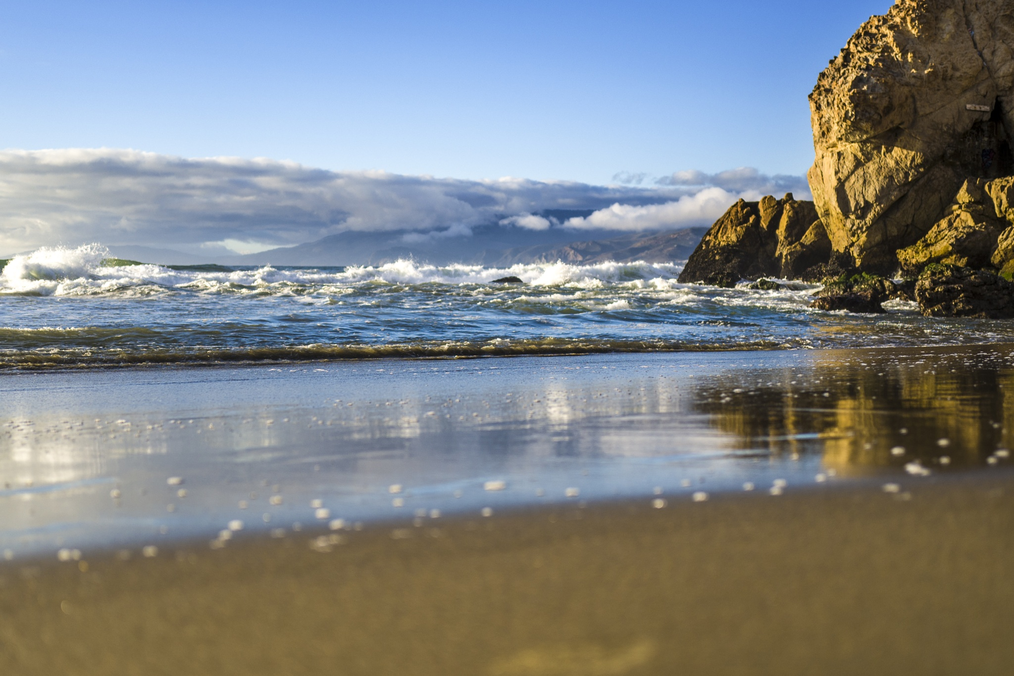 Sutro Baths NorCal by Number 1 Jedi