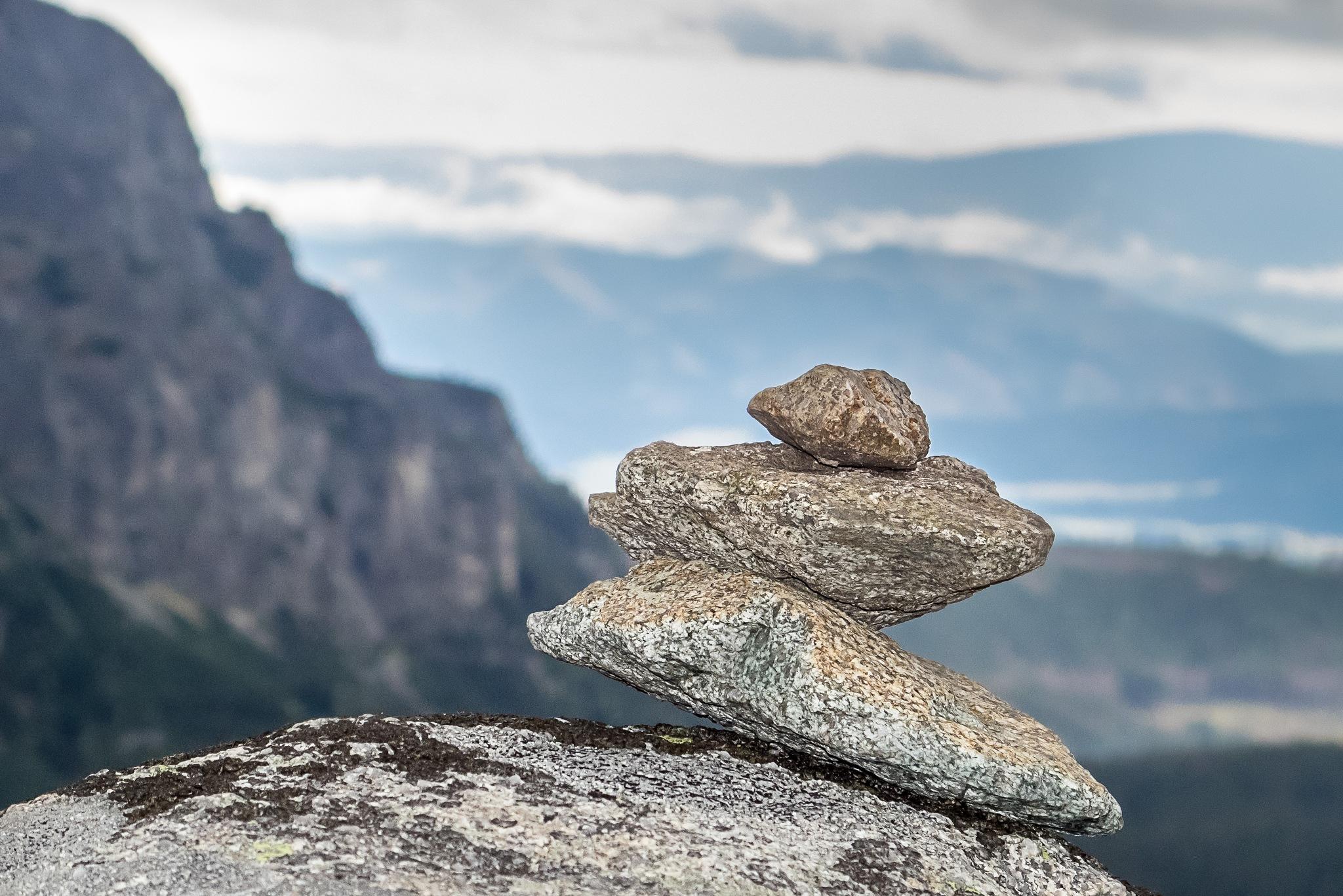 stones by aleakjoshman