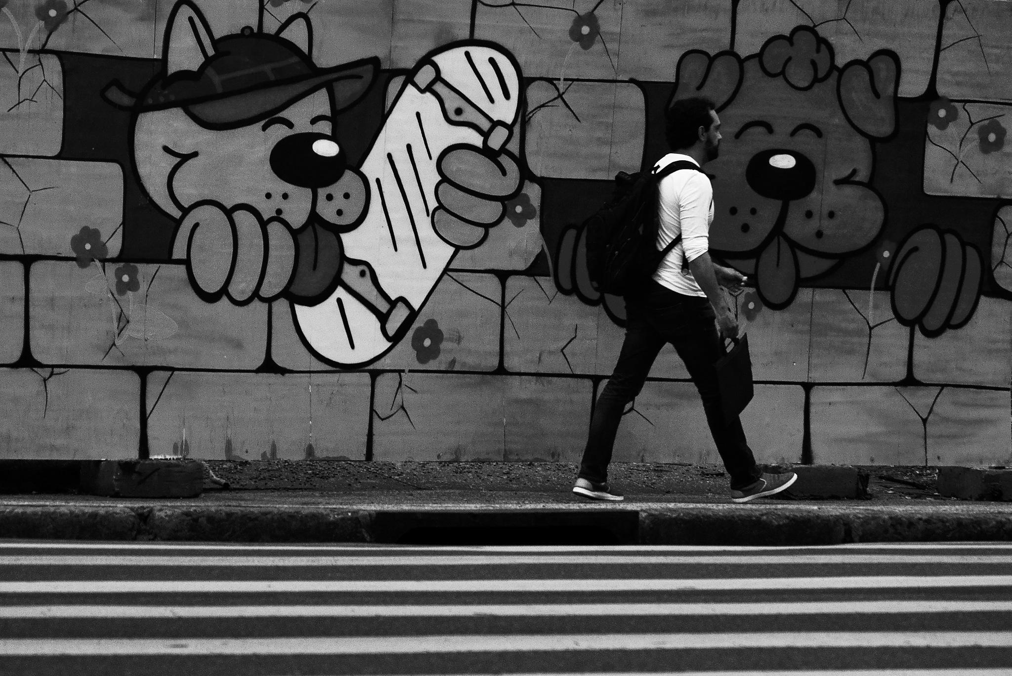 Grafite P/B by Cassius Oliveira