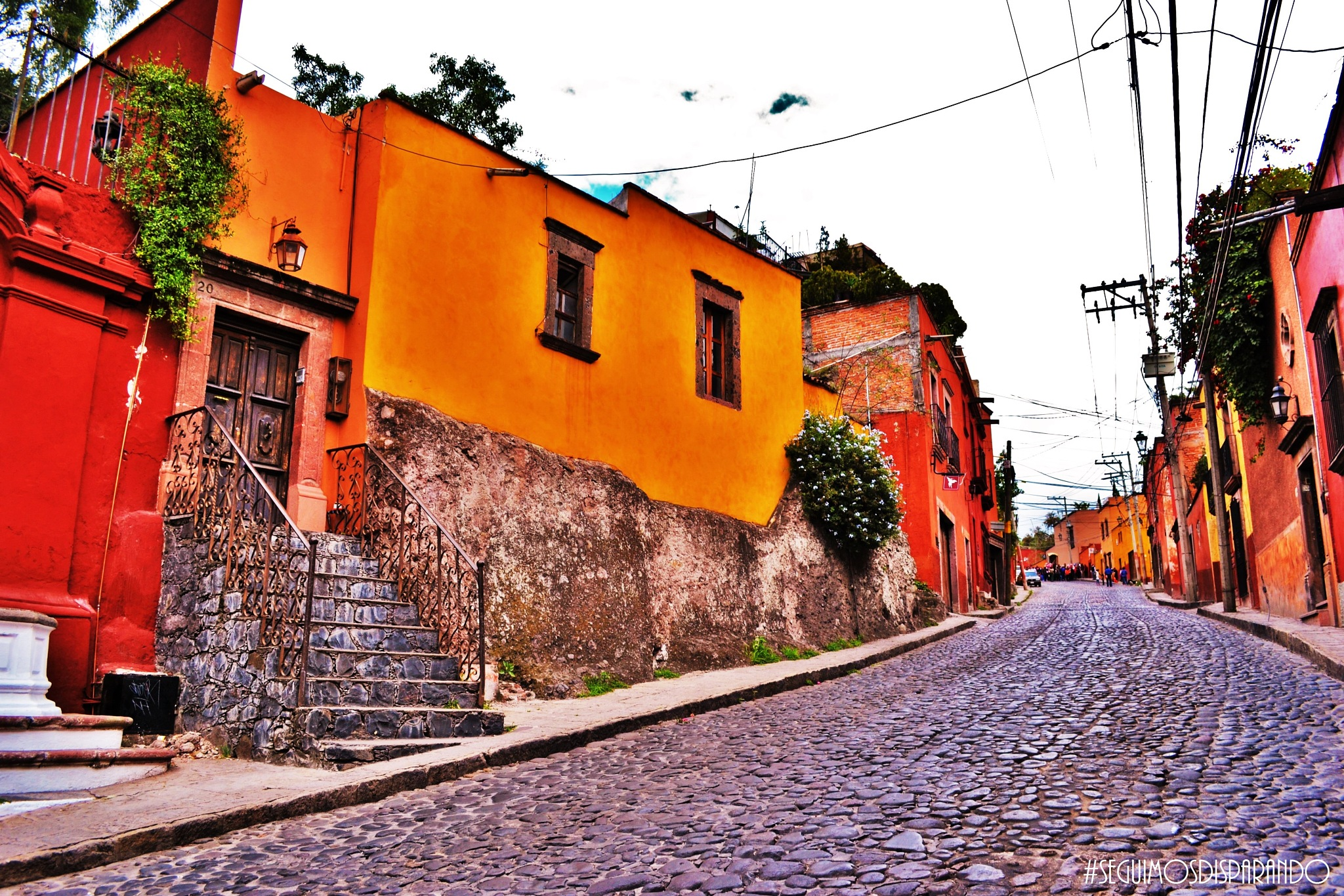 la calle by Kevin D. López Hernández