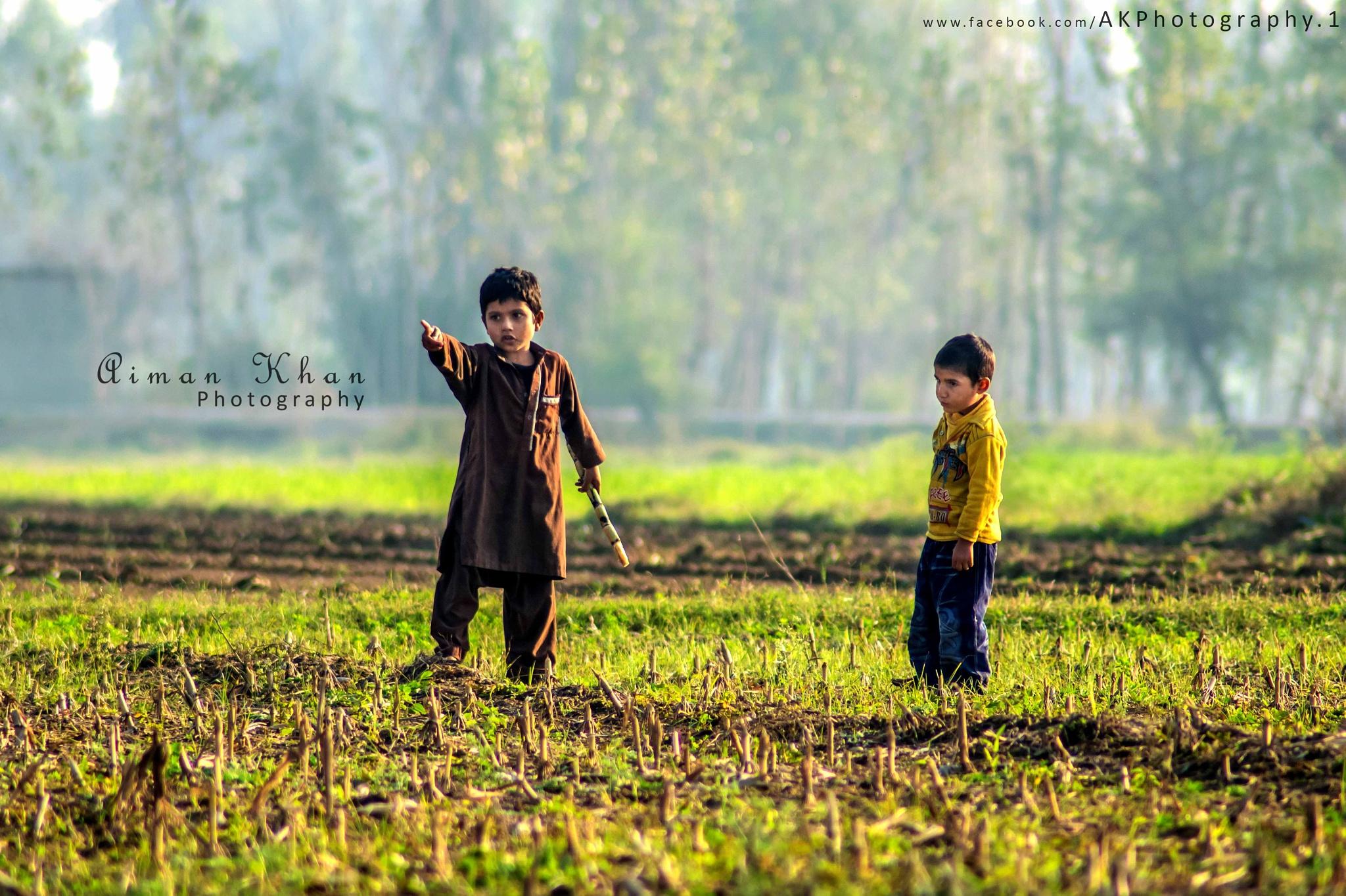 kids by Aiman Khan