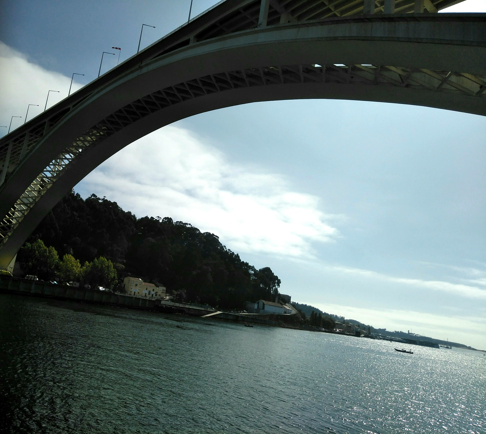 Ponte da Arrábida by Filipe Oliver