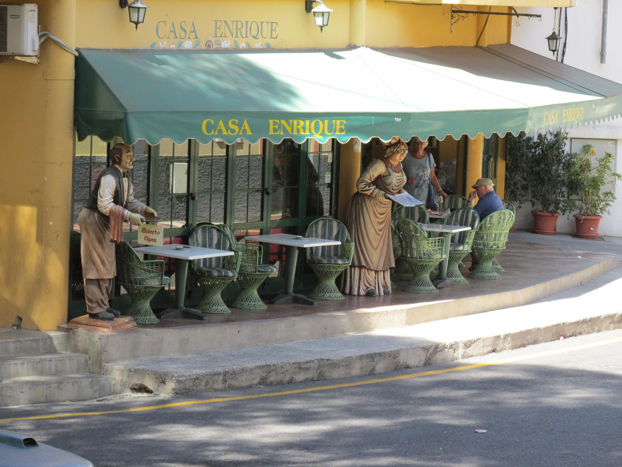 Gran Canaria .....little Coffee Shop by Marcus Jan