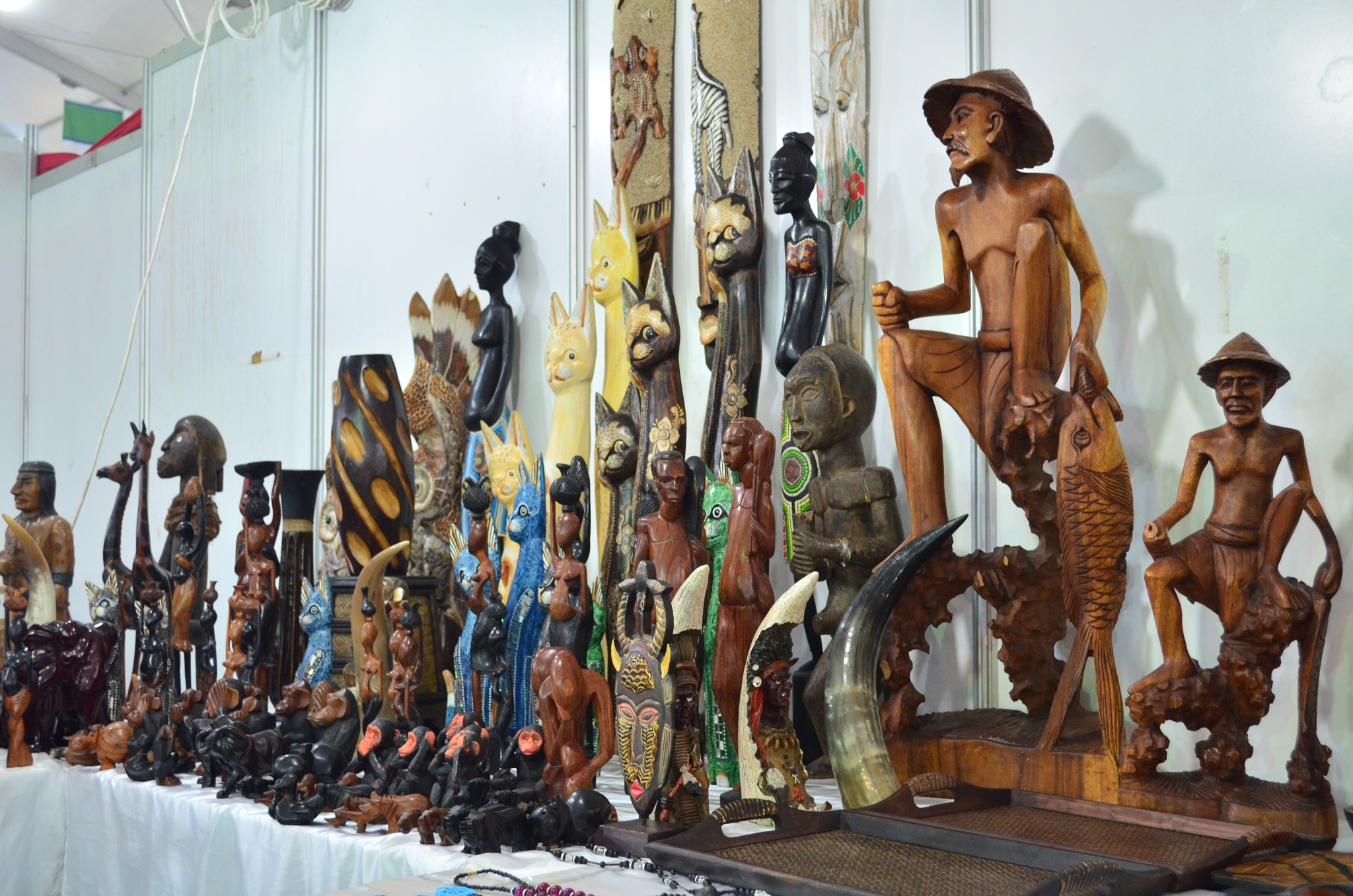 Afrika Totemi by Kemal Turgut
