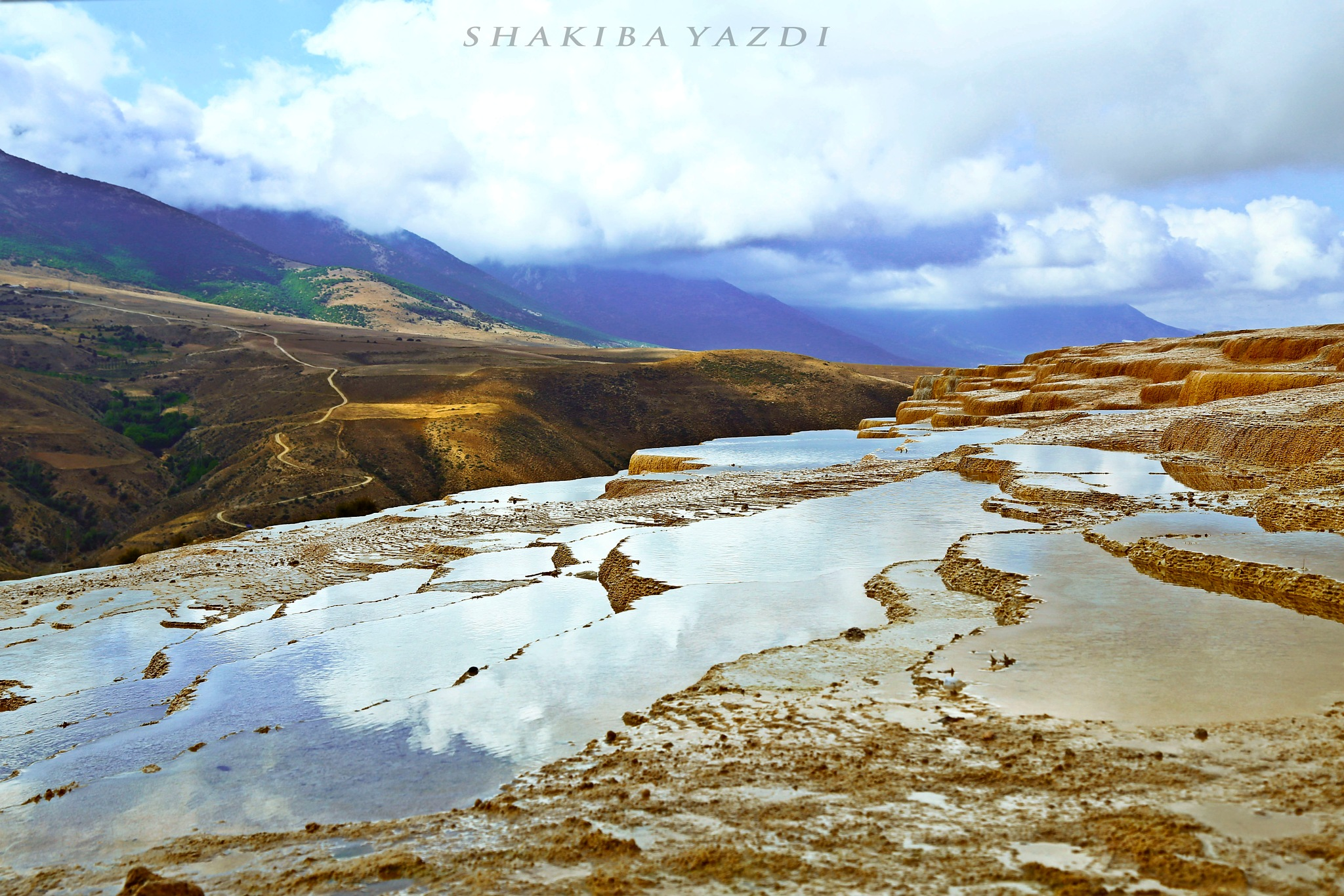 badab sort by Shakiba Yazdi