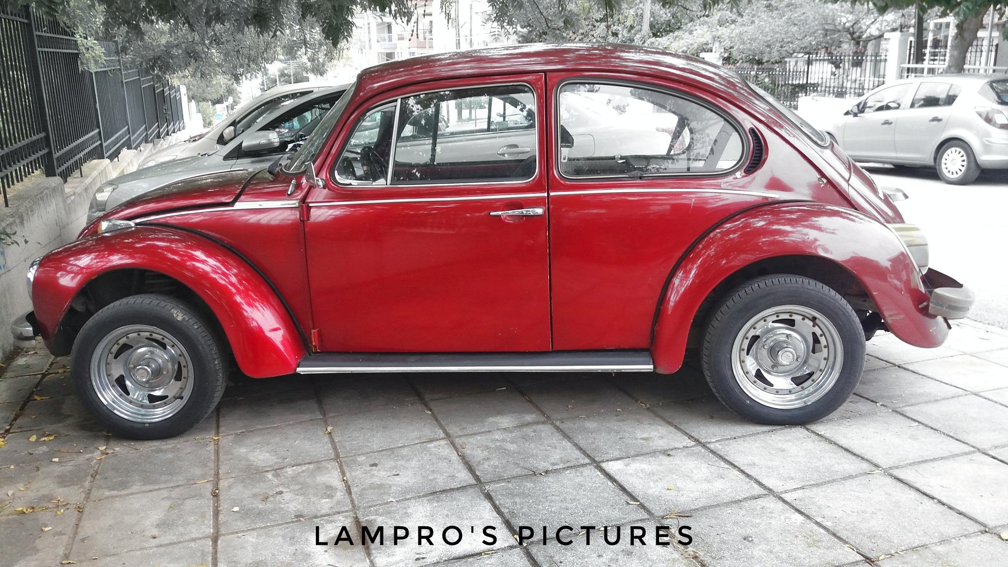 Car by Lampros Savvoulidis