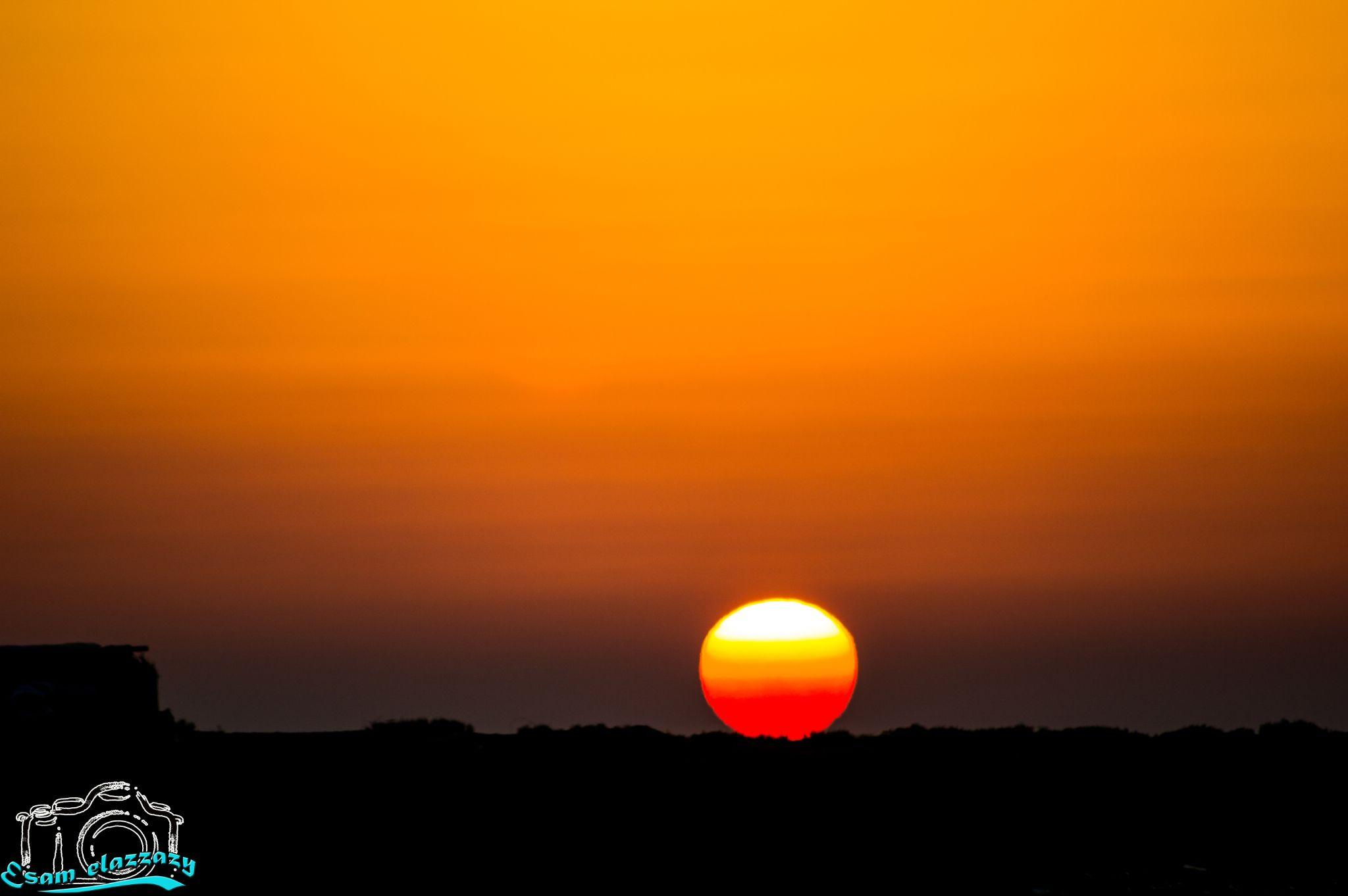 SunSet by Essam.Elazzazy
