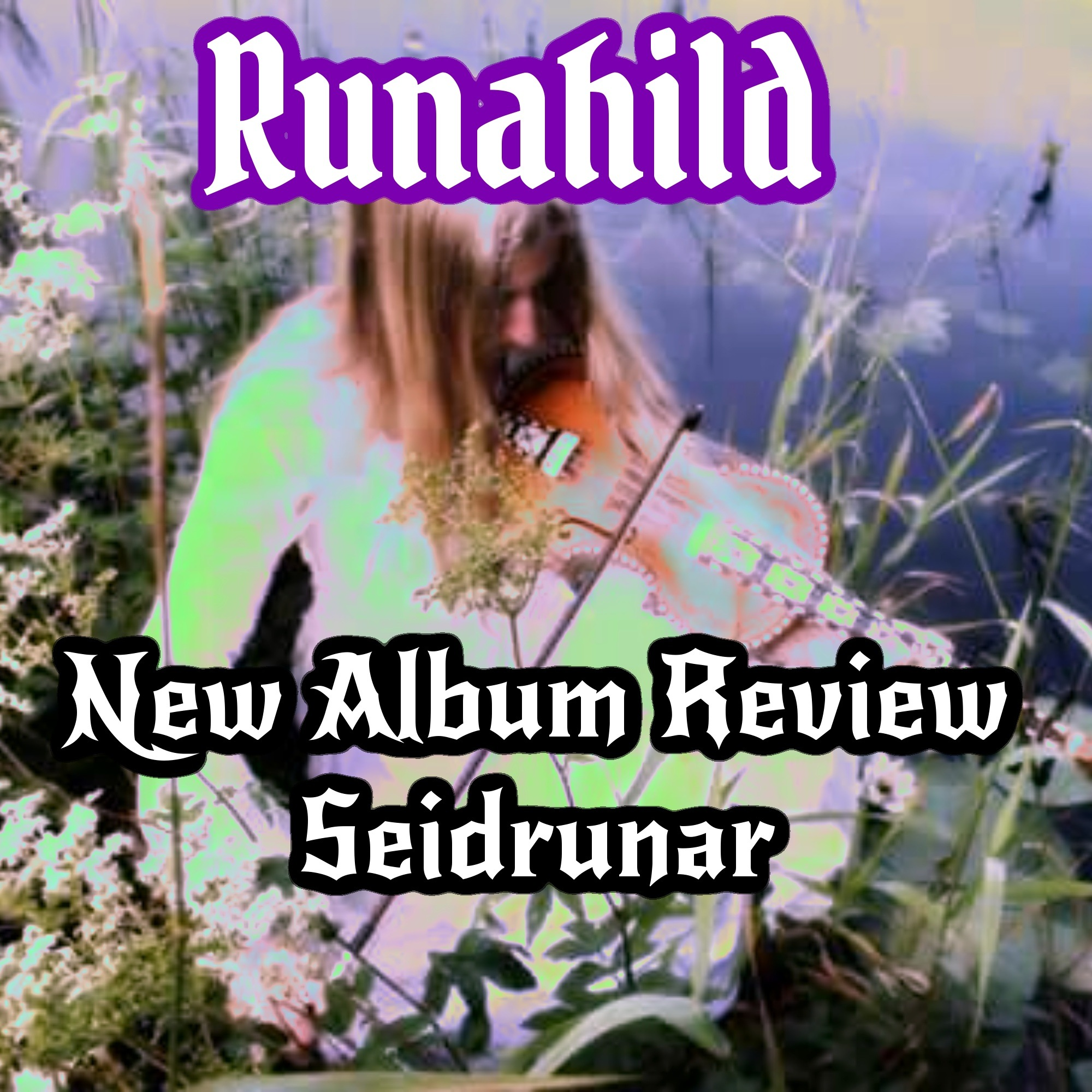 Album Review for Runahilds new album  by Tim Raven Rotar