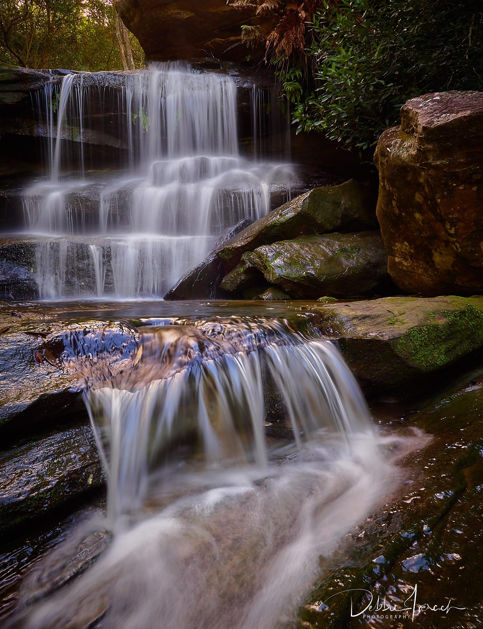 Somersby Falls by DebbieIverach