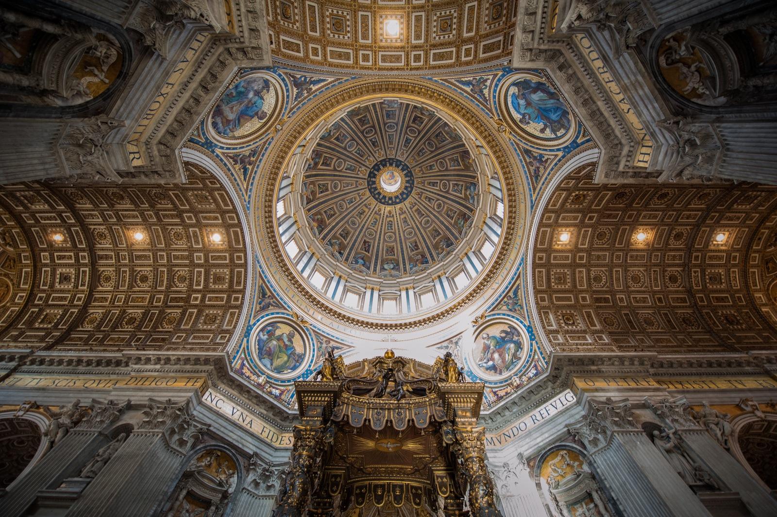 San pietro church by Arnaudphotos