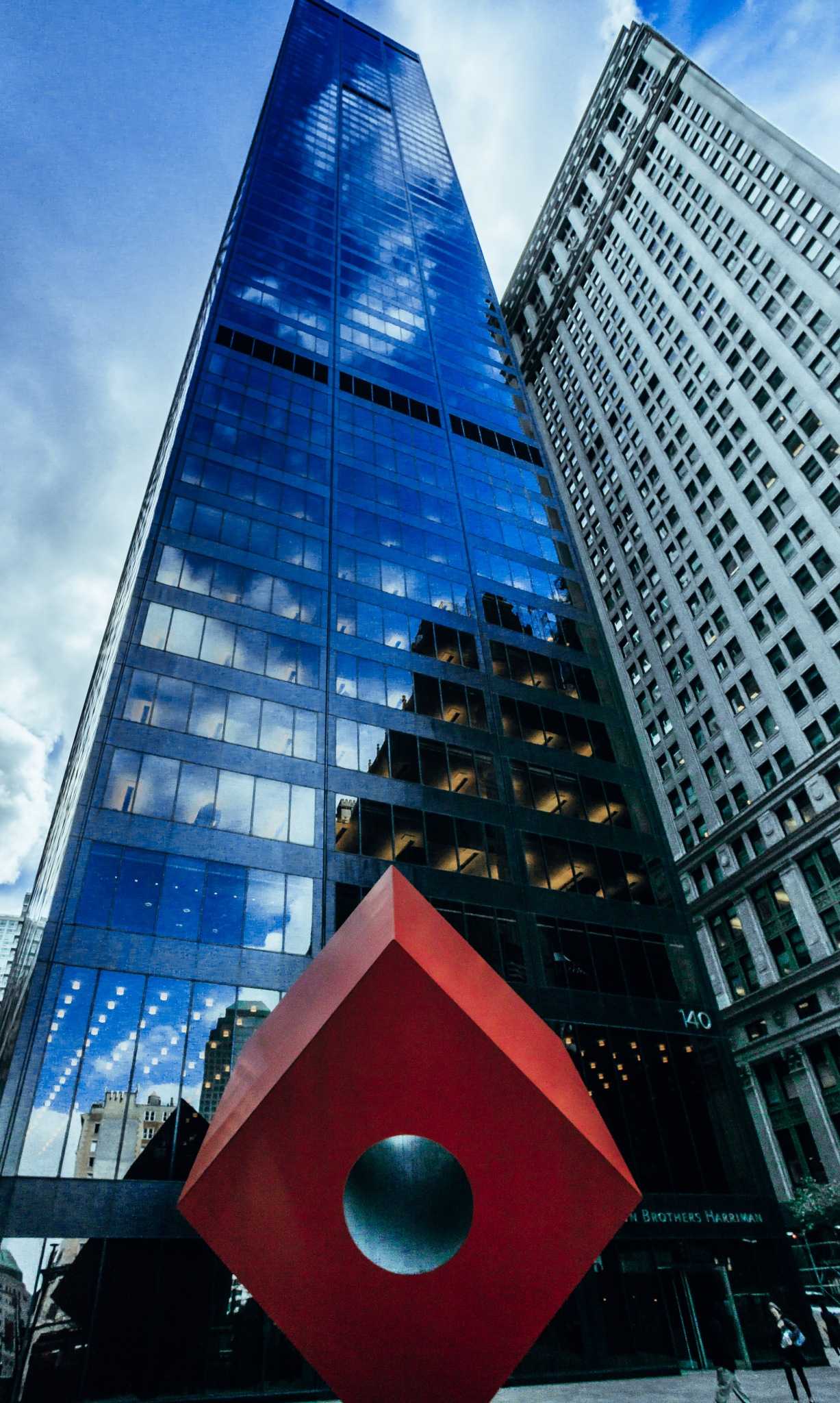 Red cube by TitoPhotographyInc