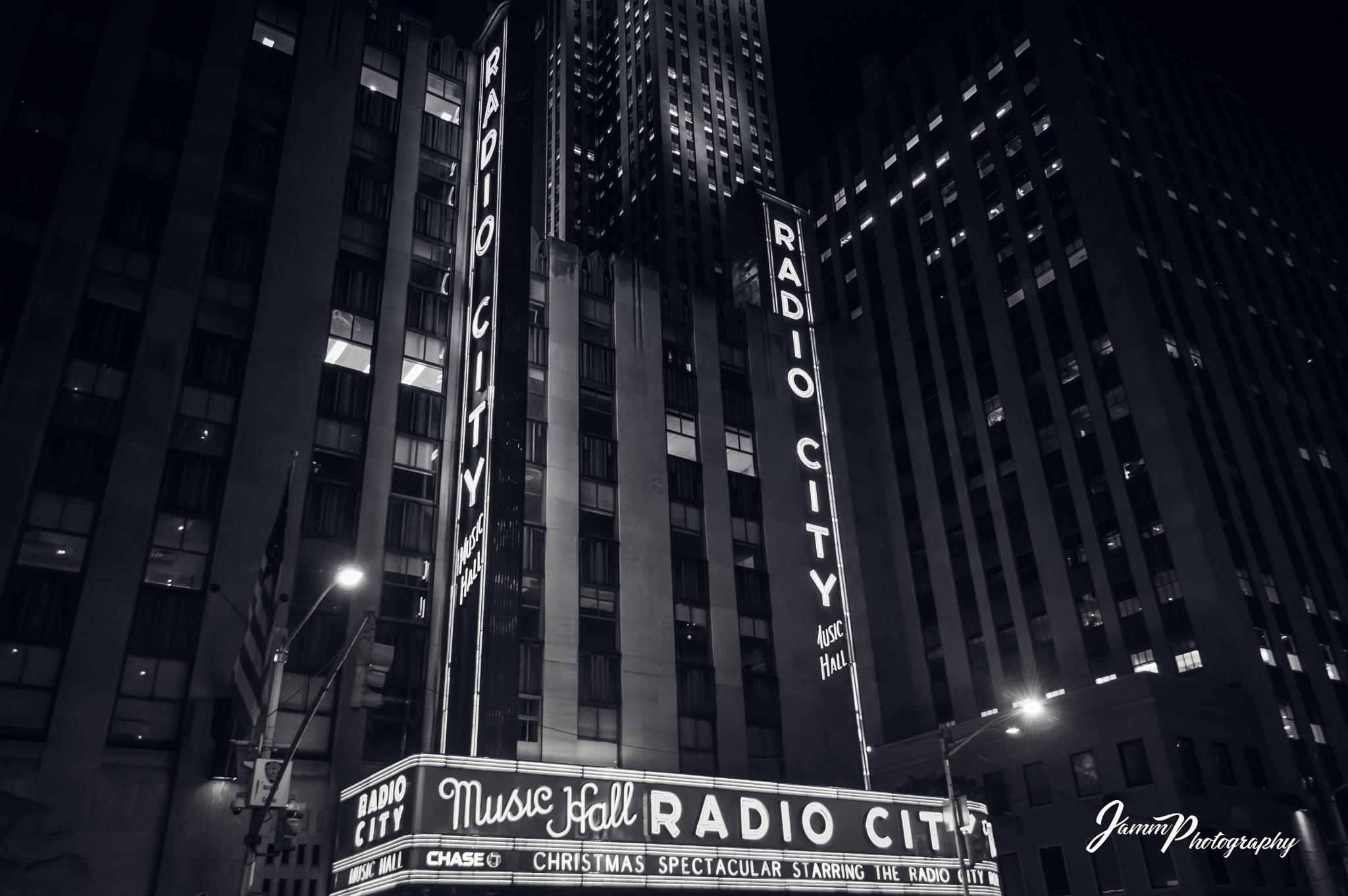 Neon Radio by TitoPhotographyInc