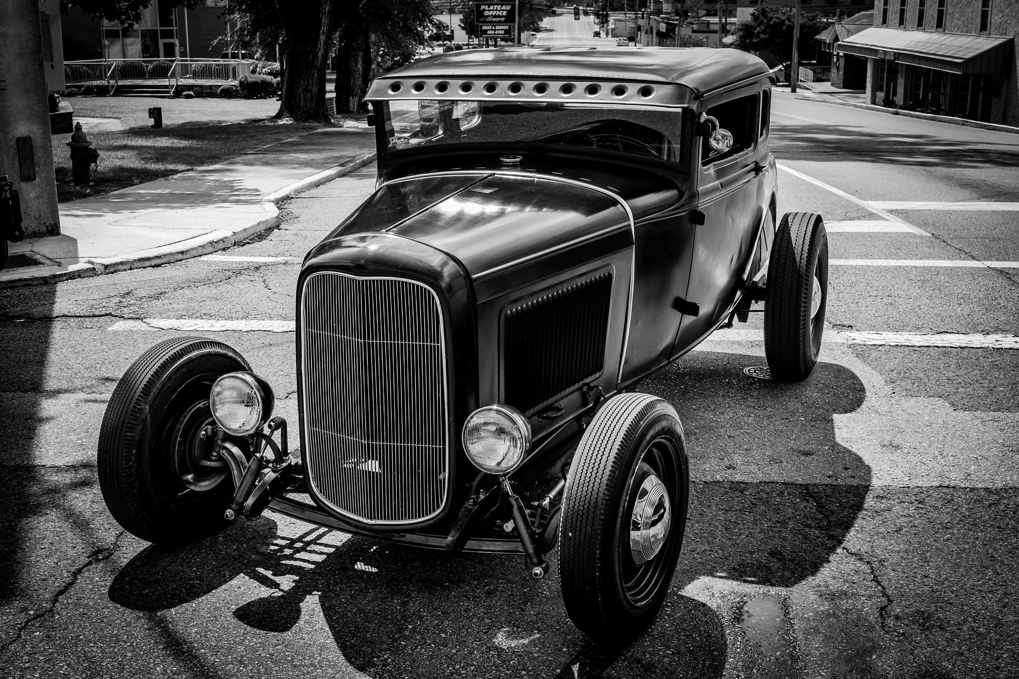 Photo in Vehicle #ford #model t #hotrod #classic car #antique #automobile #street