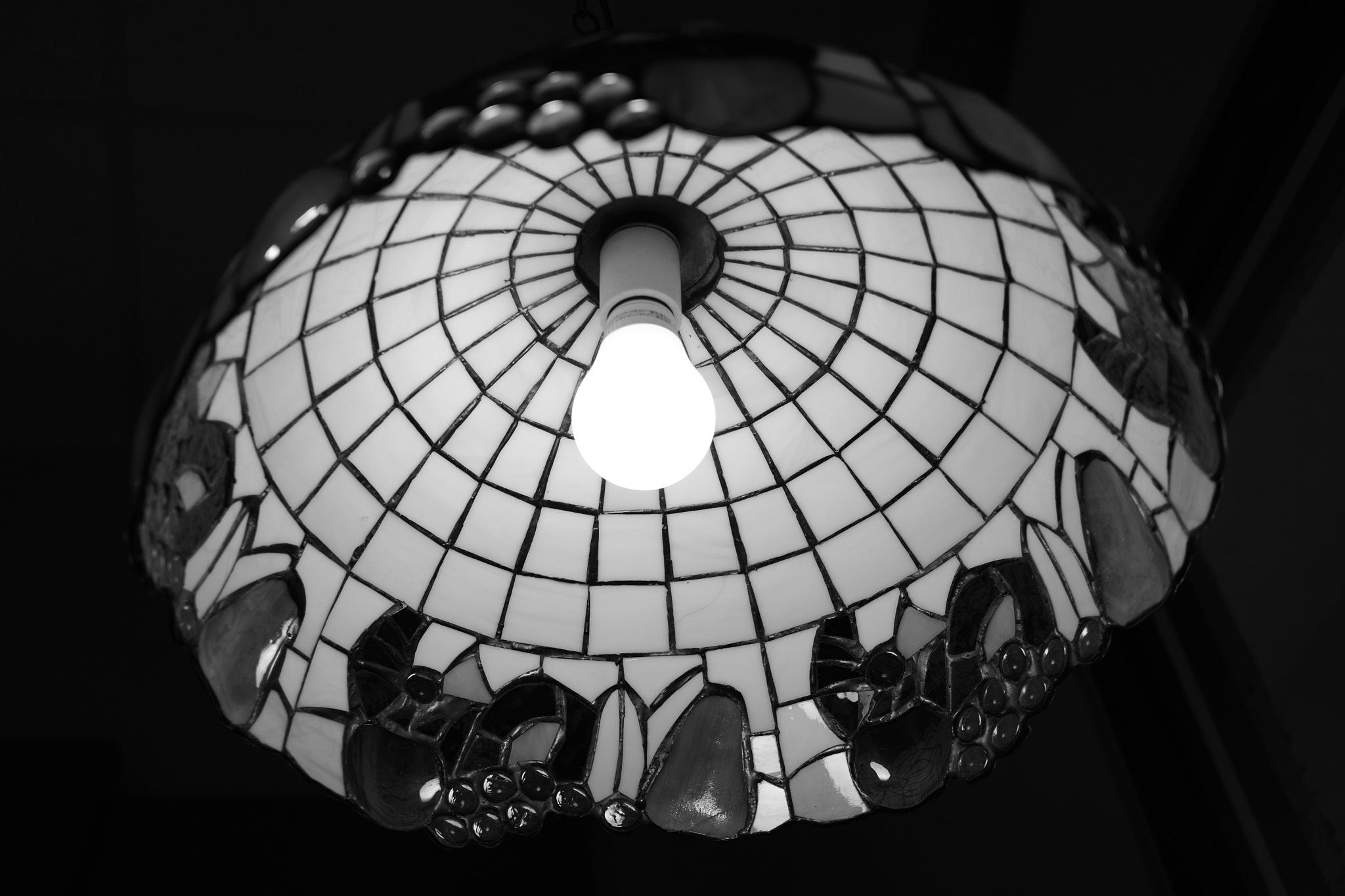 Light Fixture by James F Keck