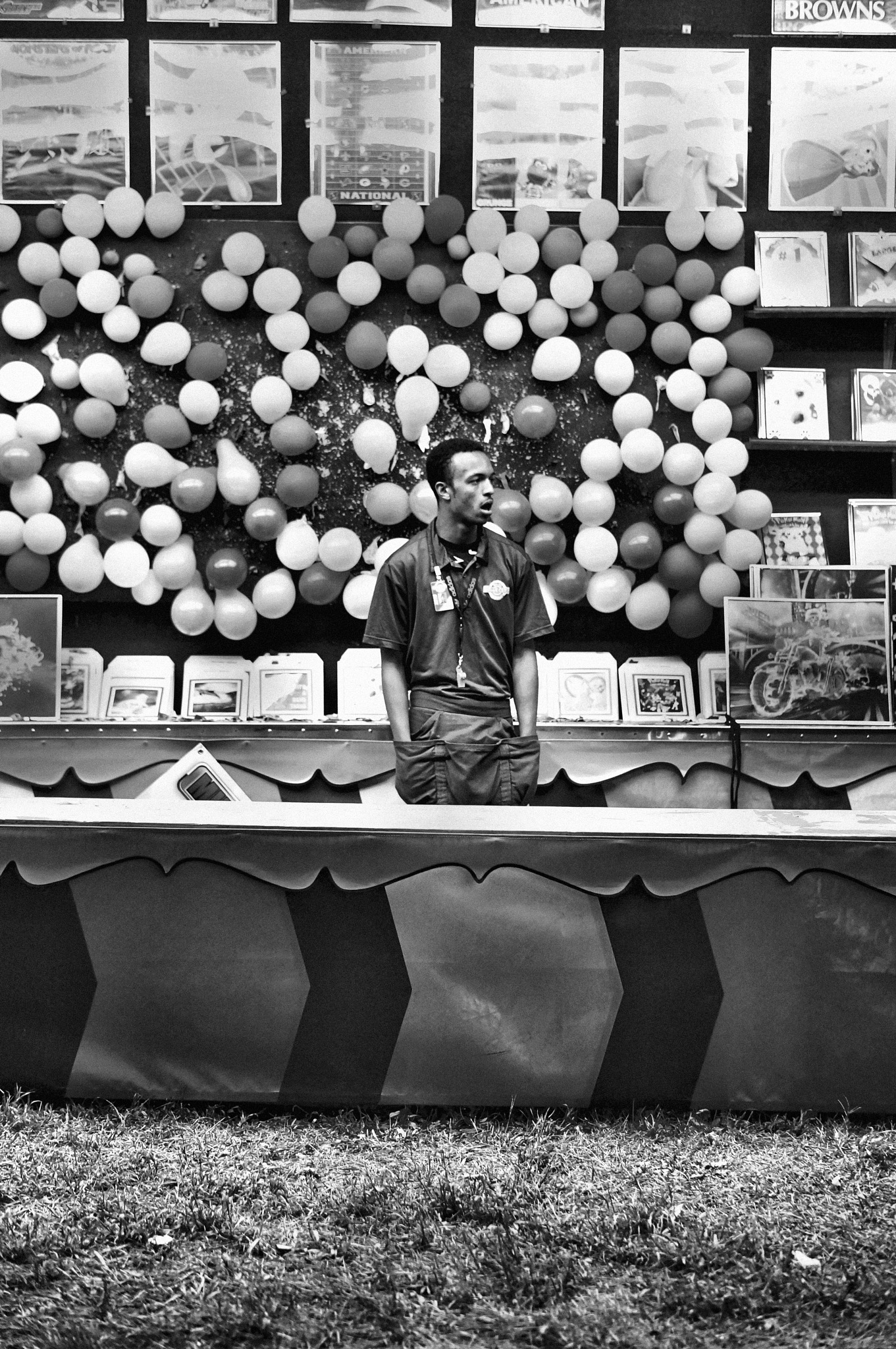 Lonely Carny by James F Keck