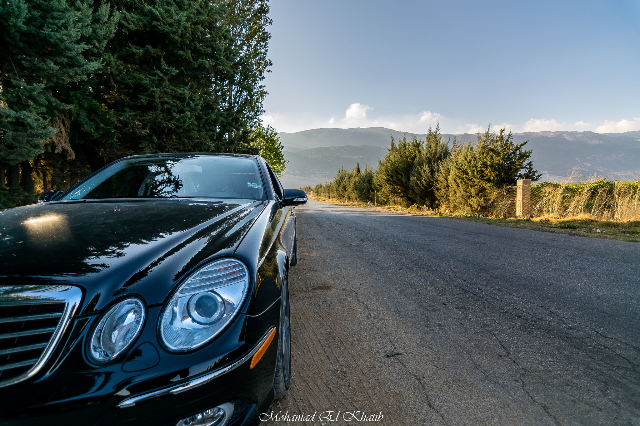 When you love your car. by Mohamad El Khatib