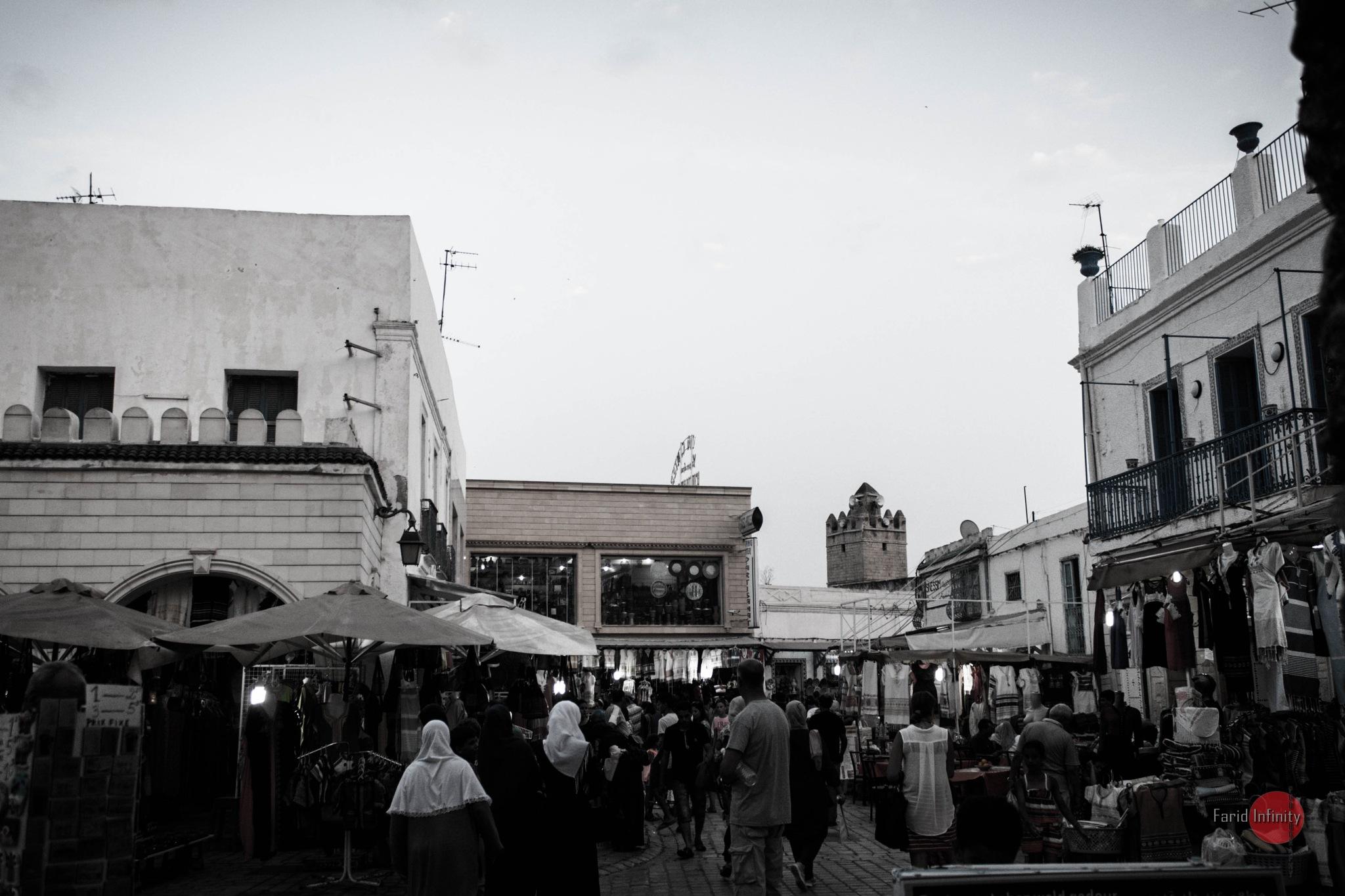 la casbah Nabeul. Tunisia by CHINE Farid