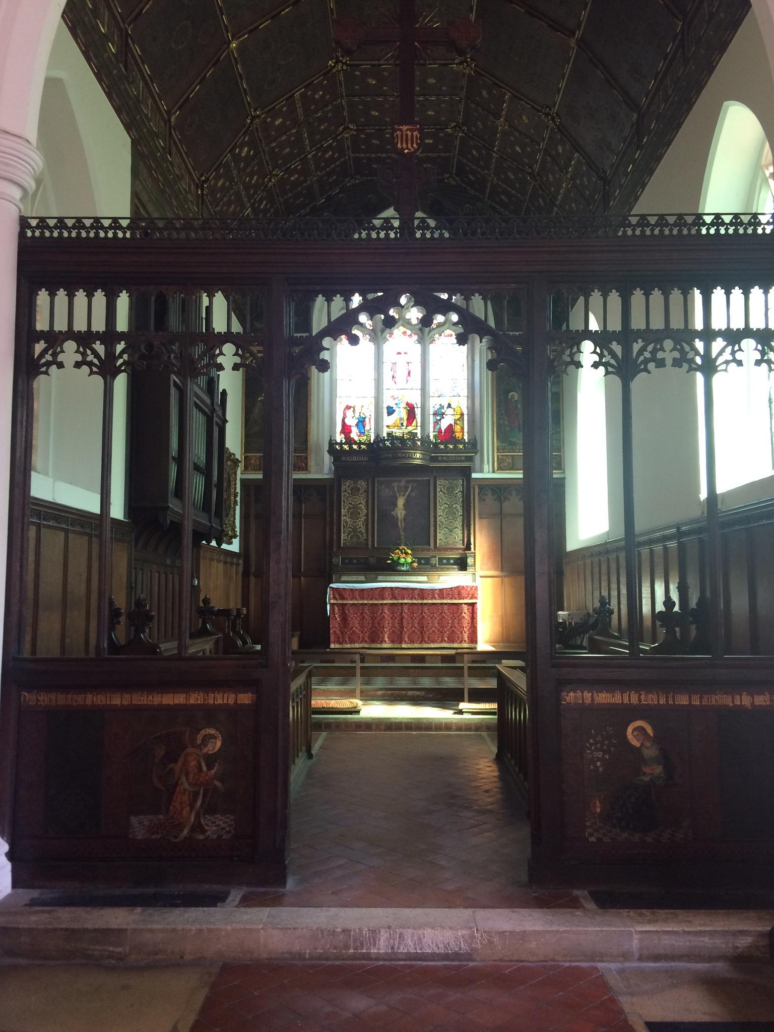 Ornate Church by Ian Haygreen