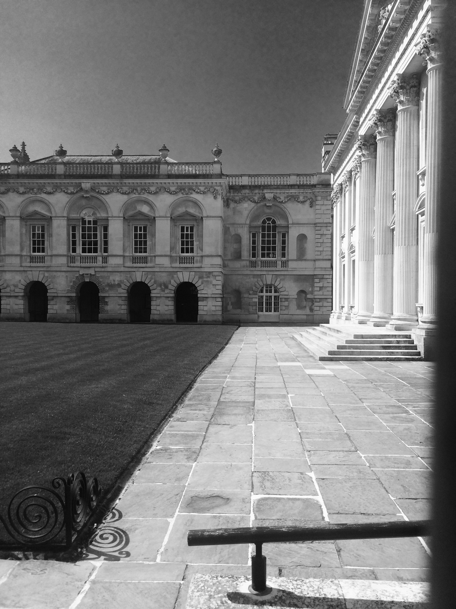 Kings College by Ian Haygreen