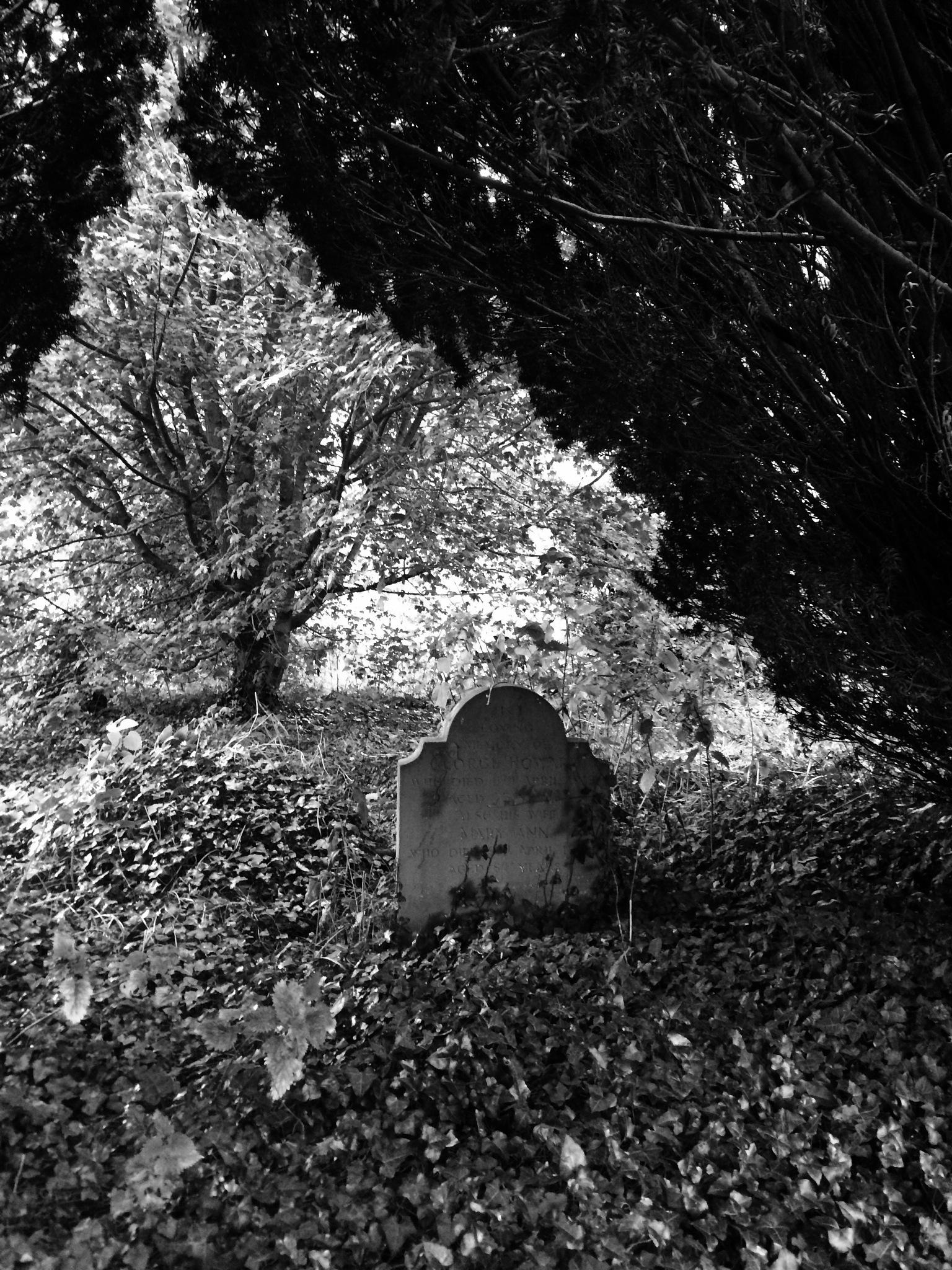 Graveyard #8 by Ian Haygreen