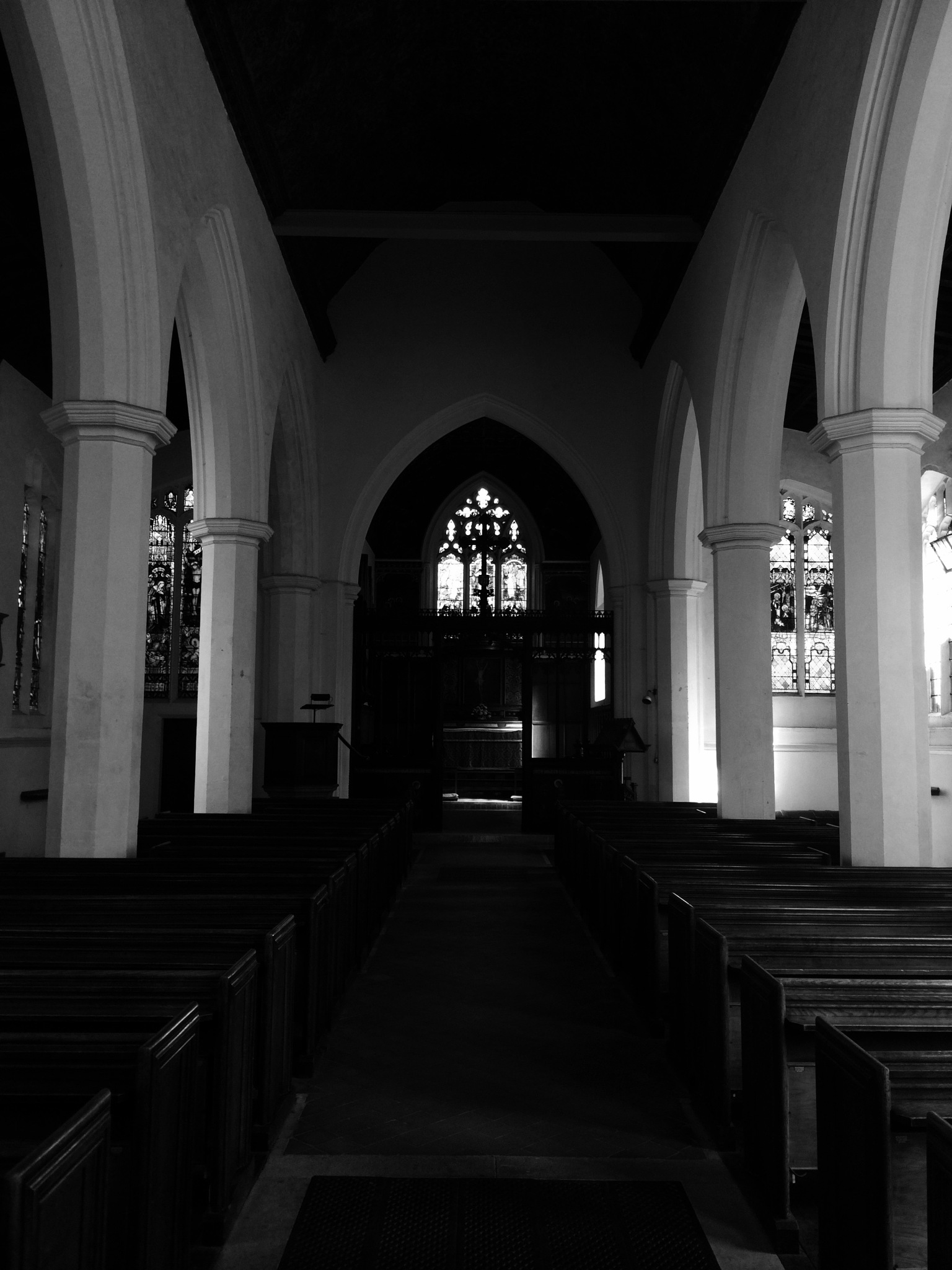 Church by Ian Haygreen