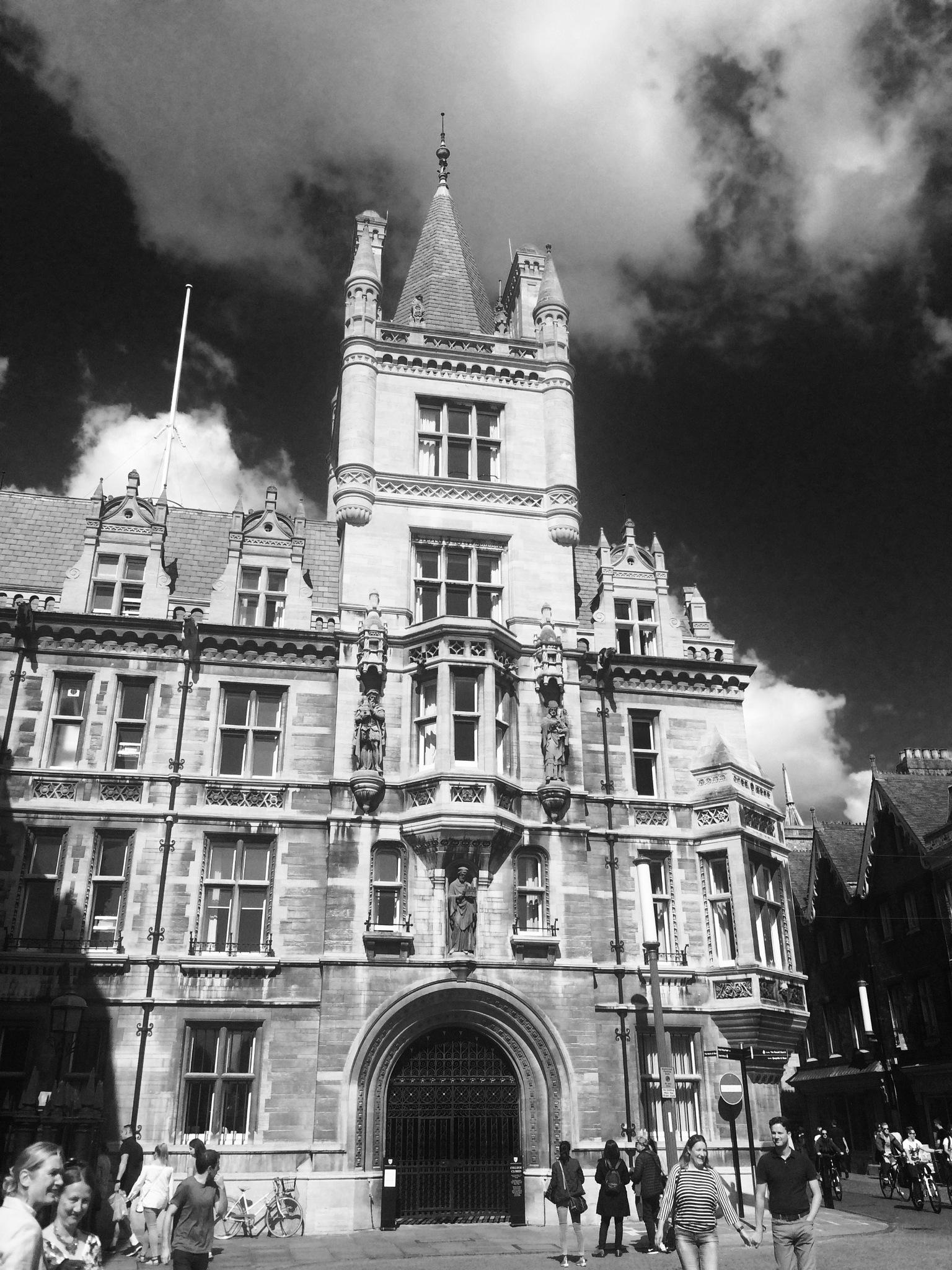 Cambridge by Ian Haygreen