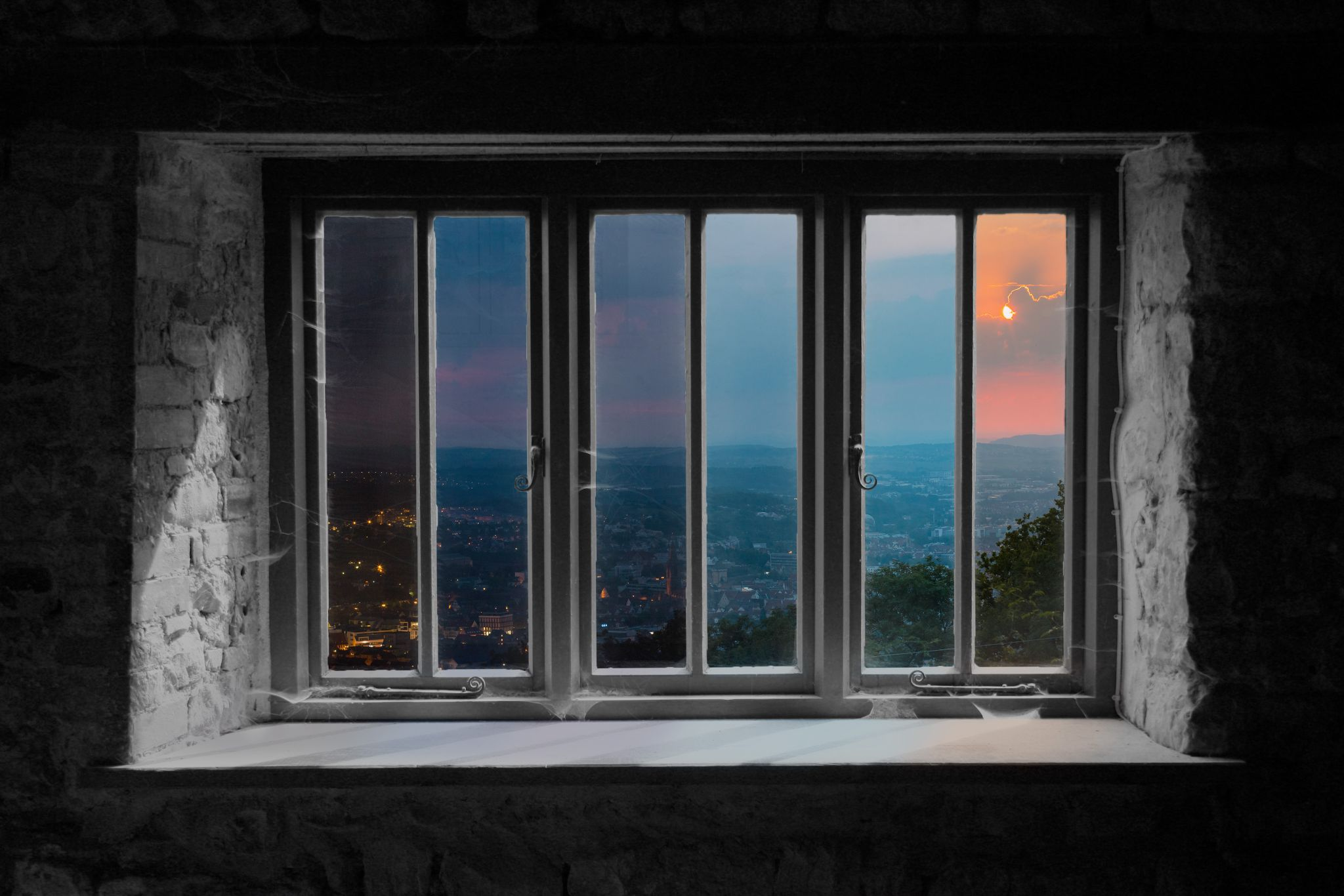 The Window by Jonathan Sautter