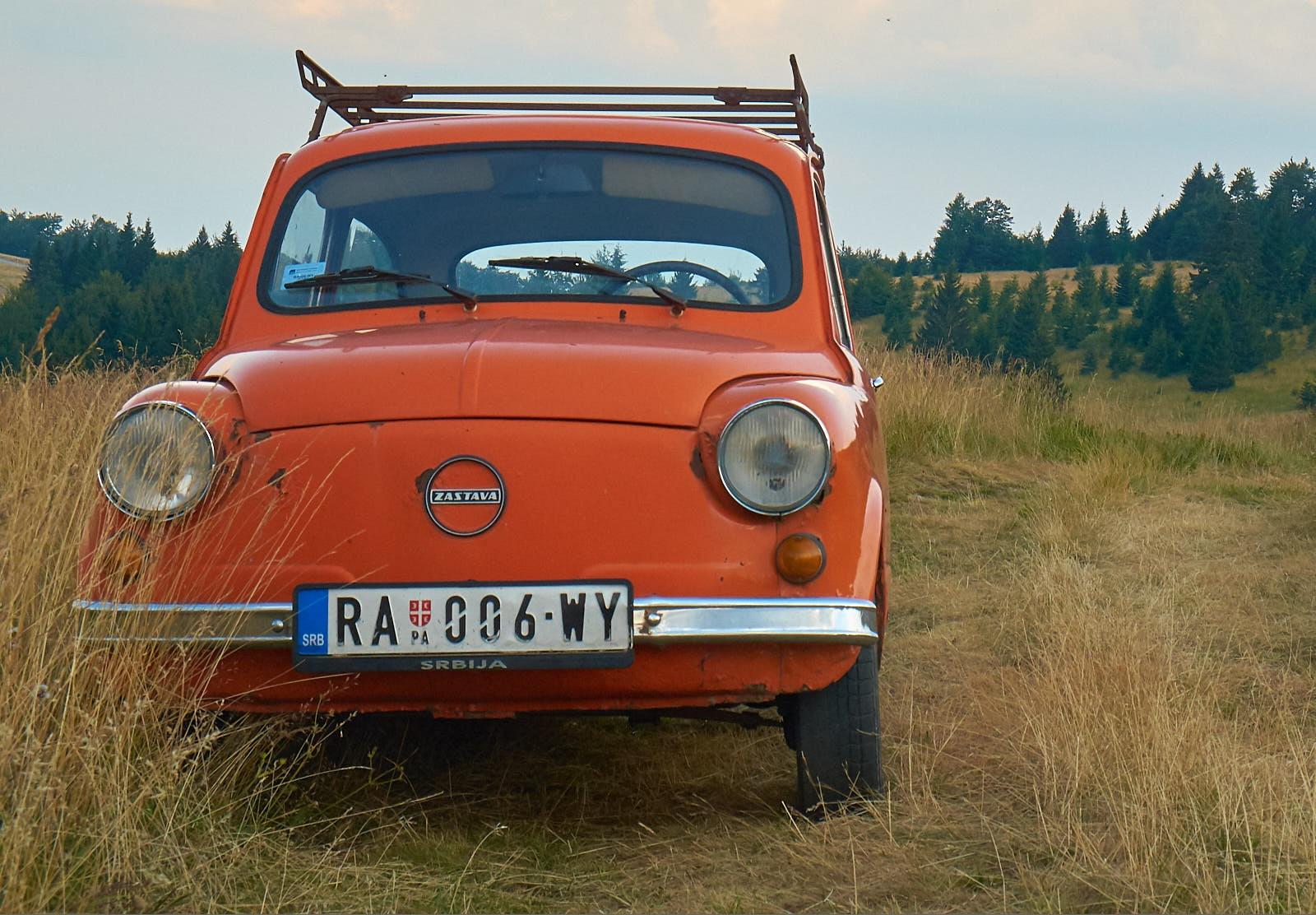 Fiat 600 by Zoran Rilak