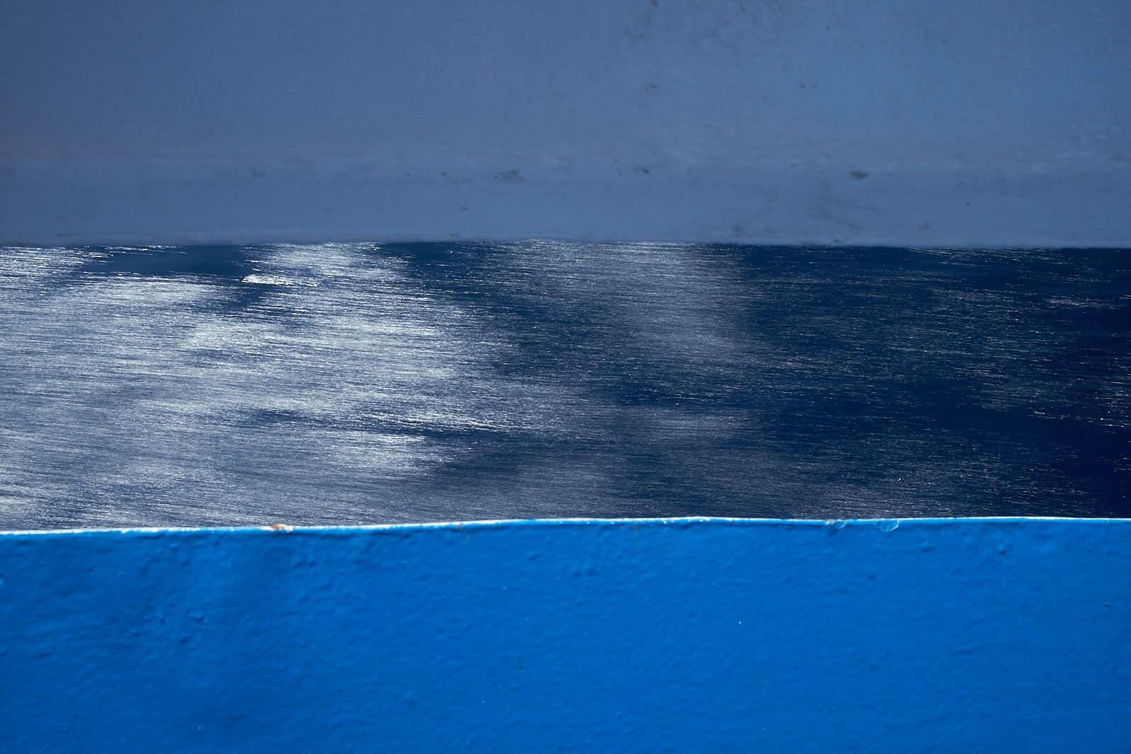 Skimming the Water by Zoran Rilak