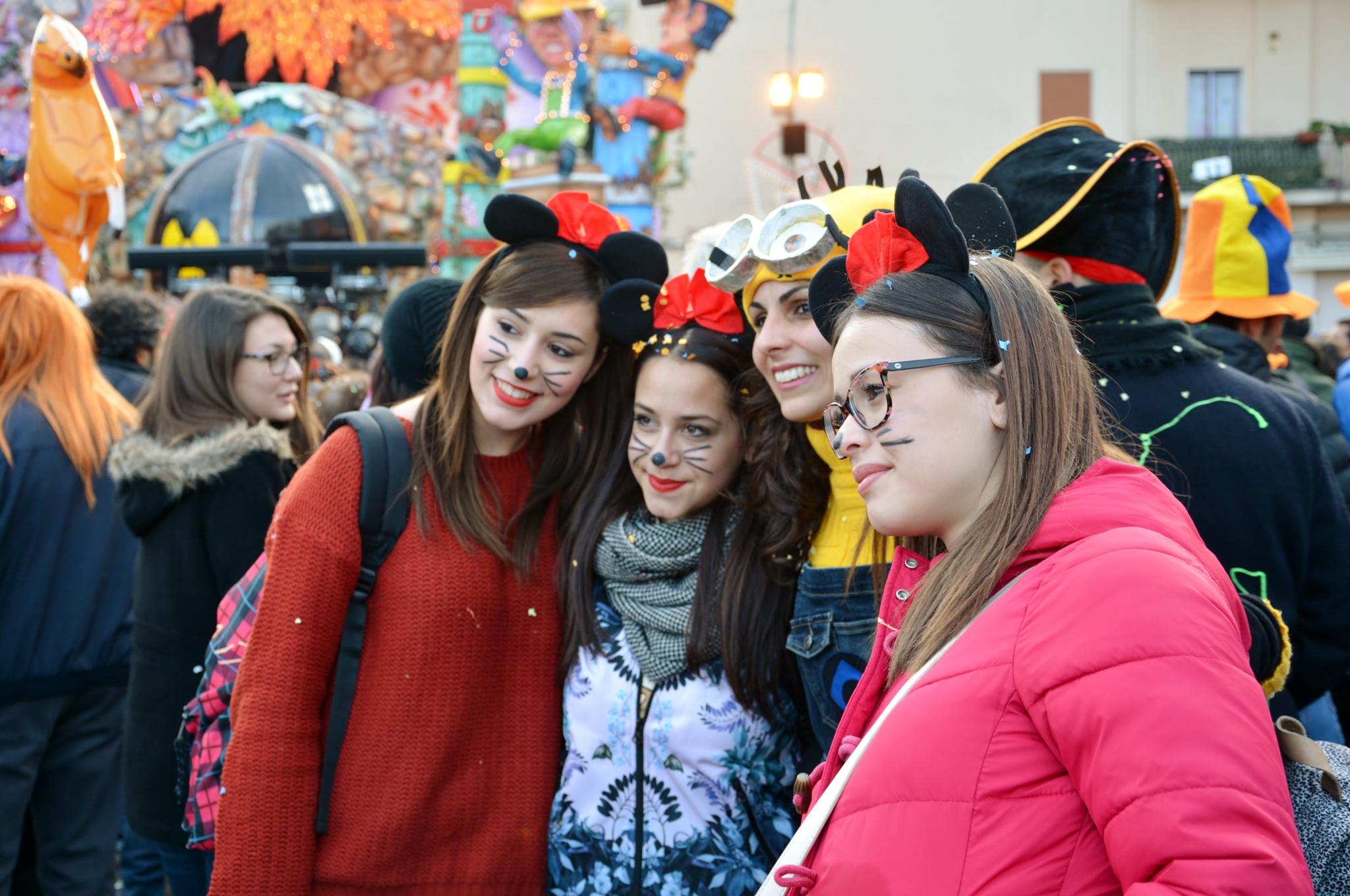 Carnevale 2016!!! by SantinaSorbello