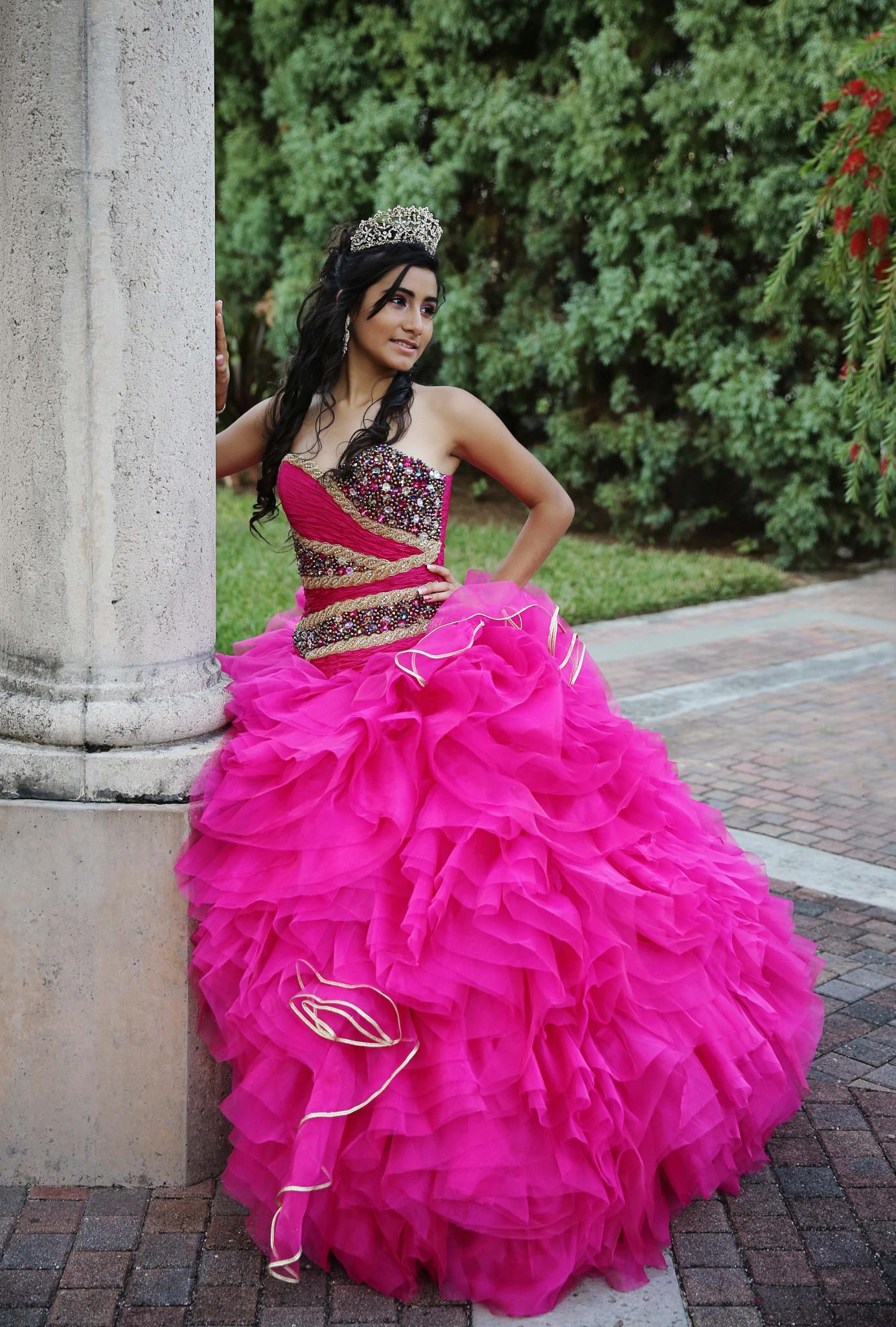 Quinceanera by Denise Mathewson DiCicco
