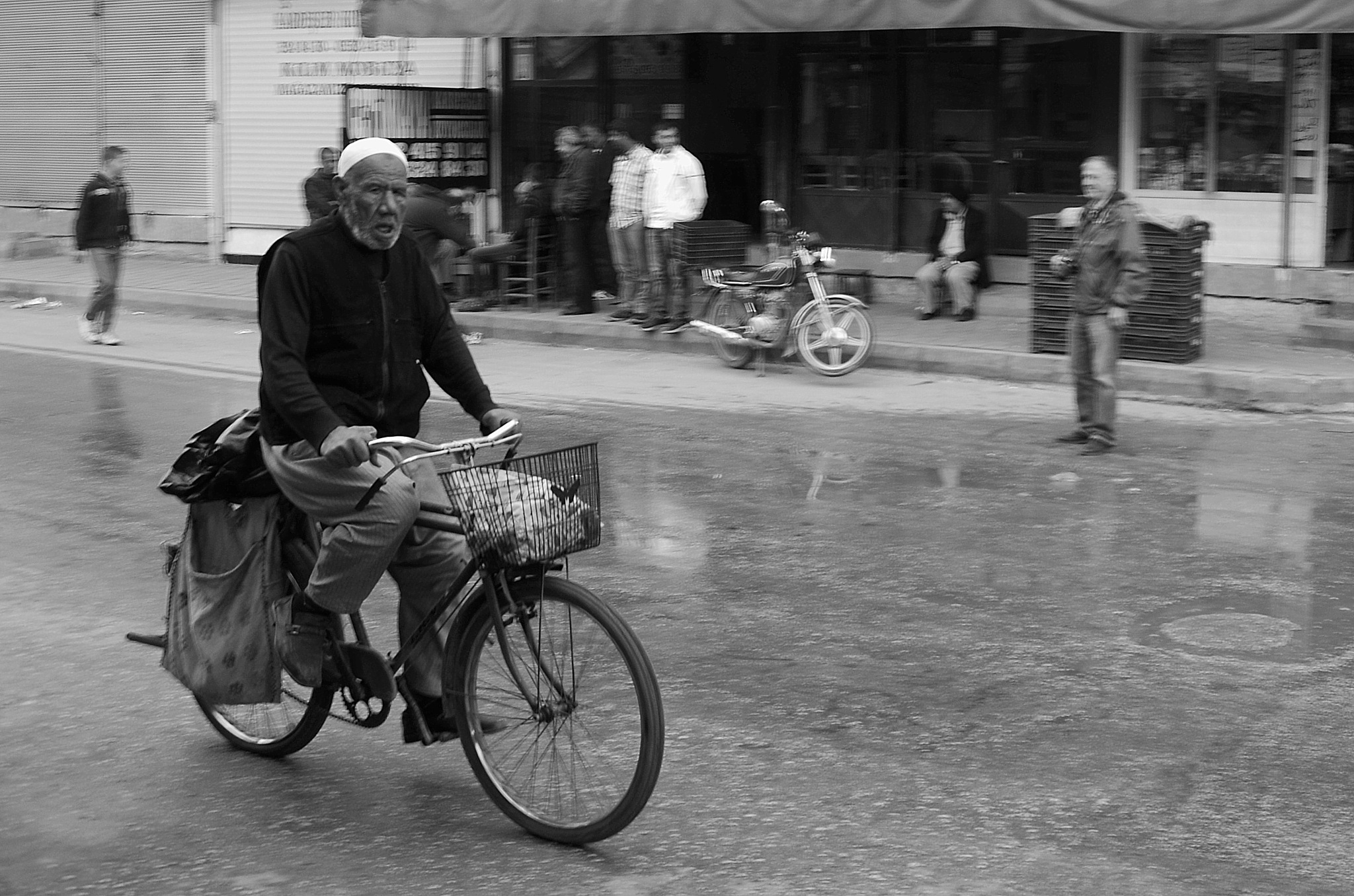bicycle by Emel Seckin