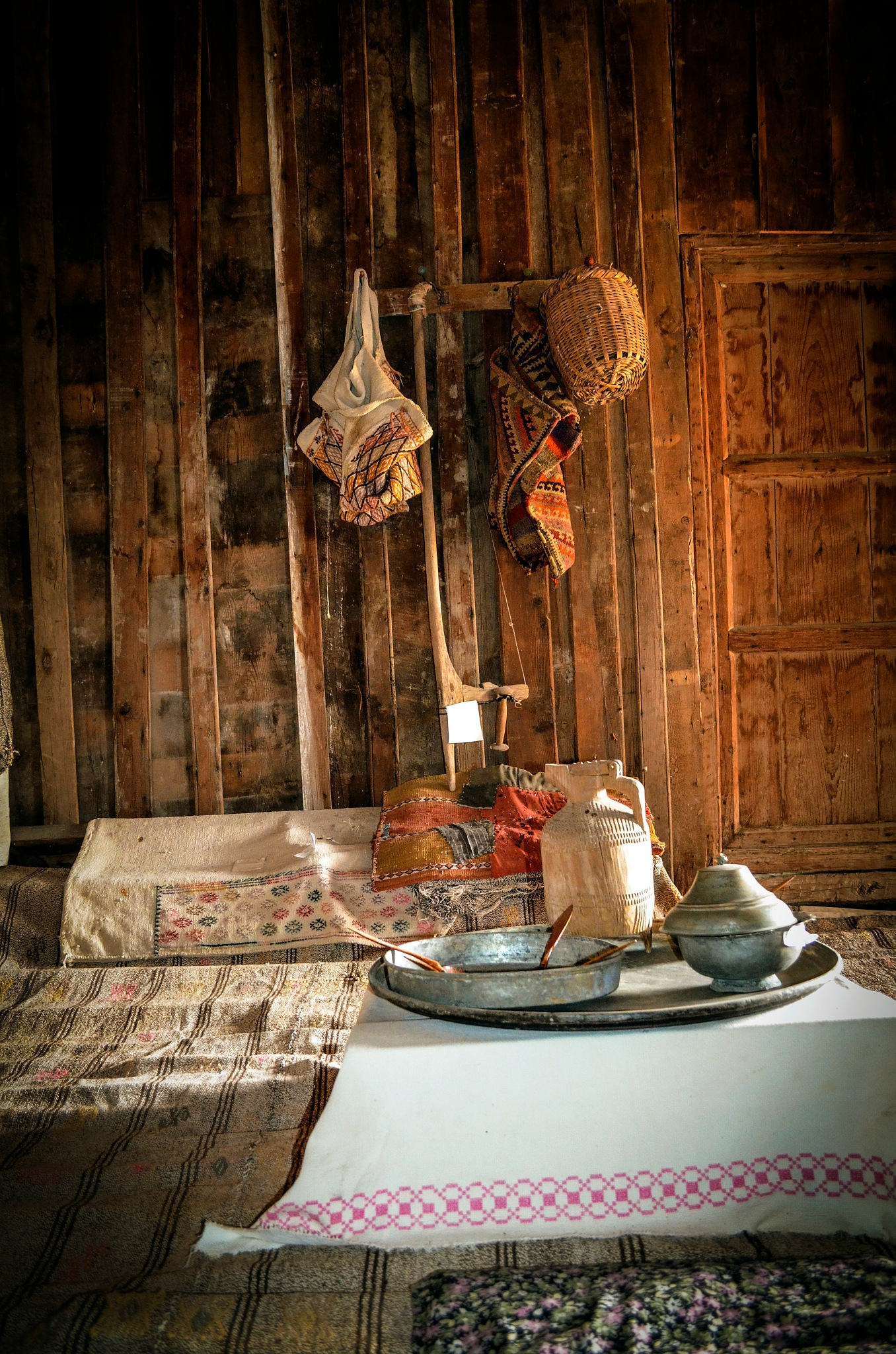 some items from an old village house by Emel Seckin