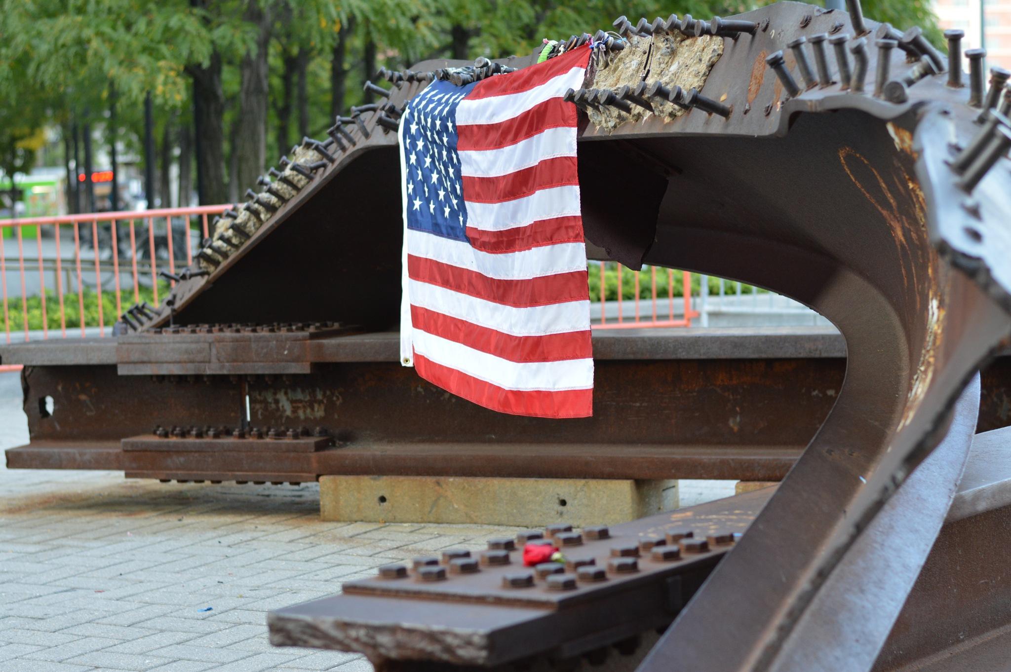 9/11 Memorial  by Orlando Bautista