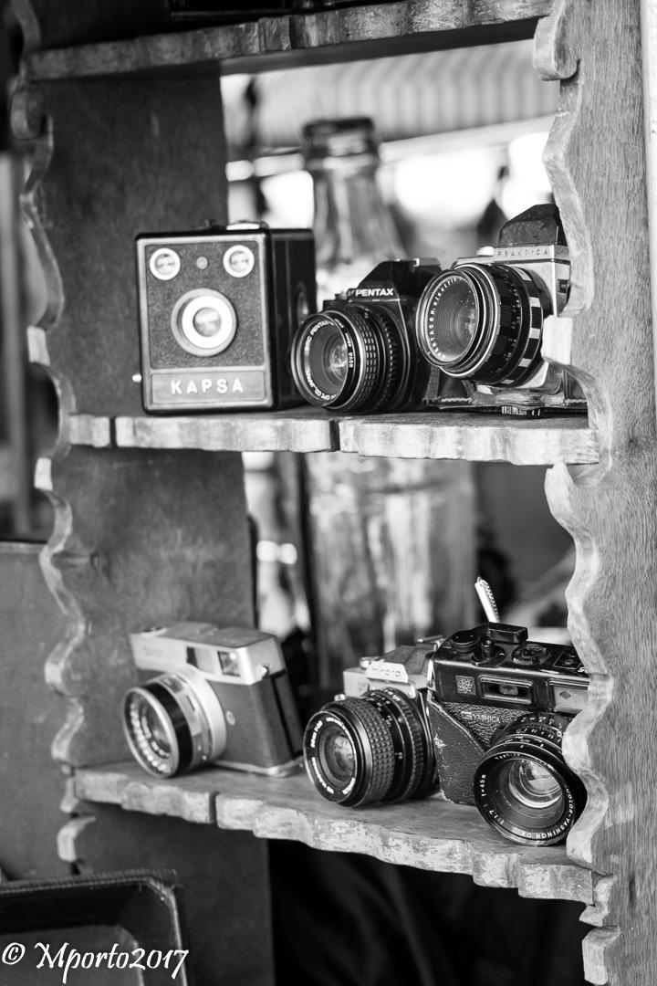 The Cameras  by Marcel Porto