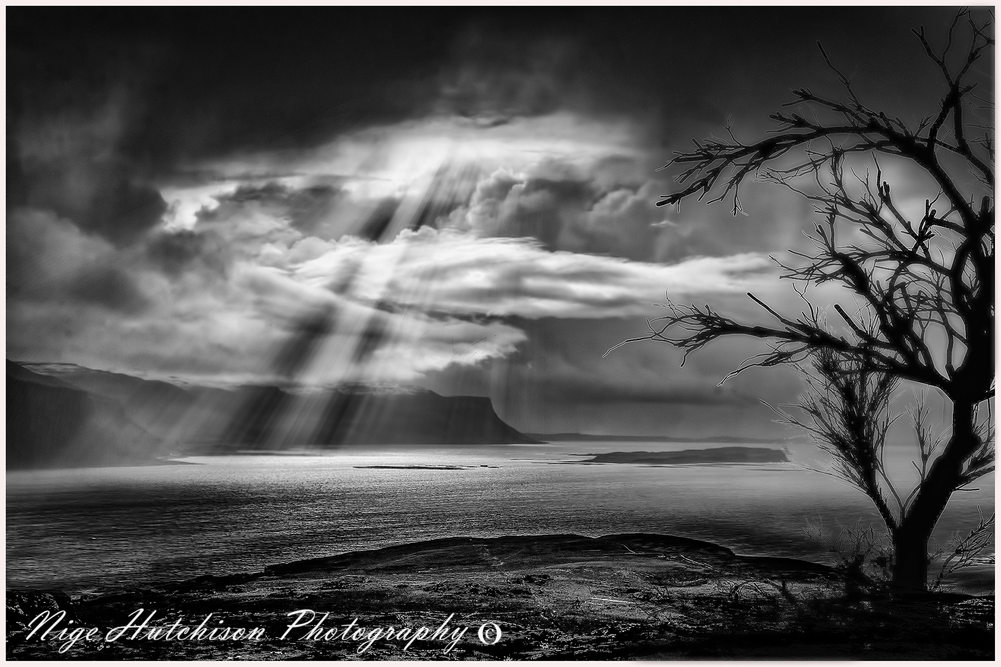 Light from above by NigeHutchison