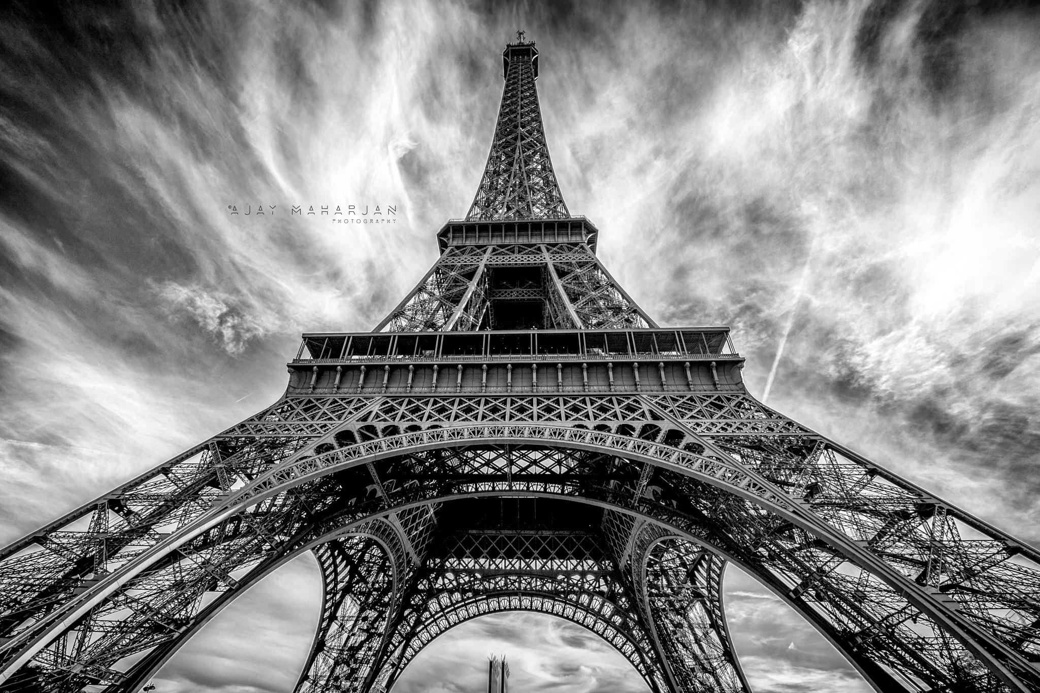 ~See You in Paris~ by Ajay Maharjan