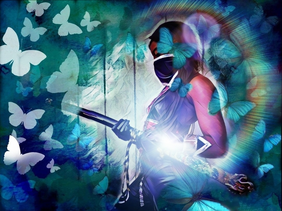 The Ghost Ninja- Legends are True - Part 2 by Edward Risse