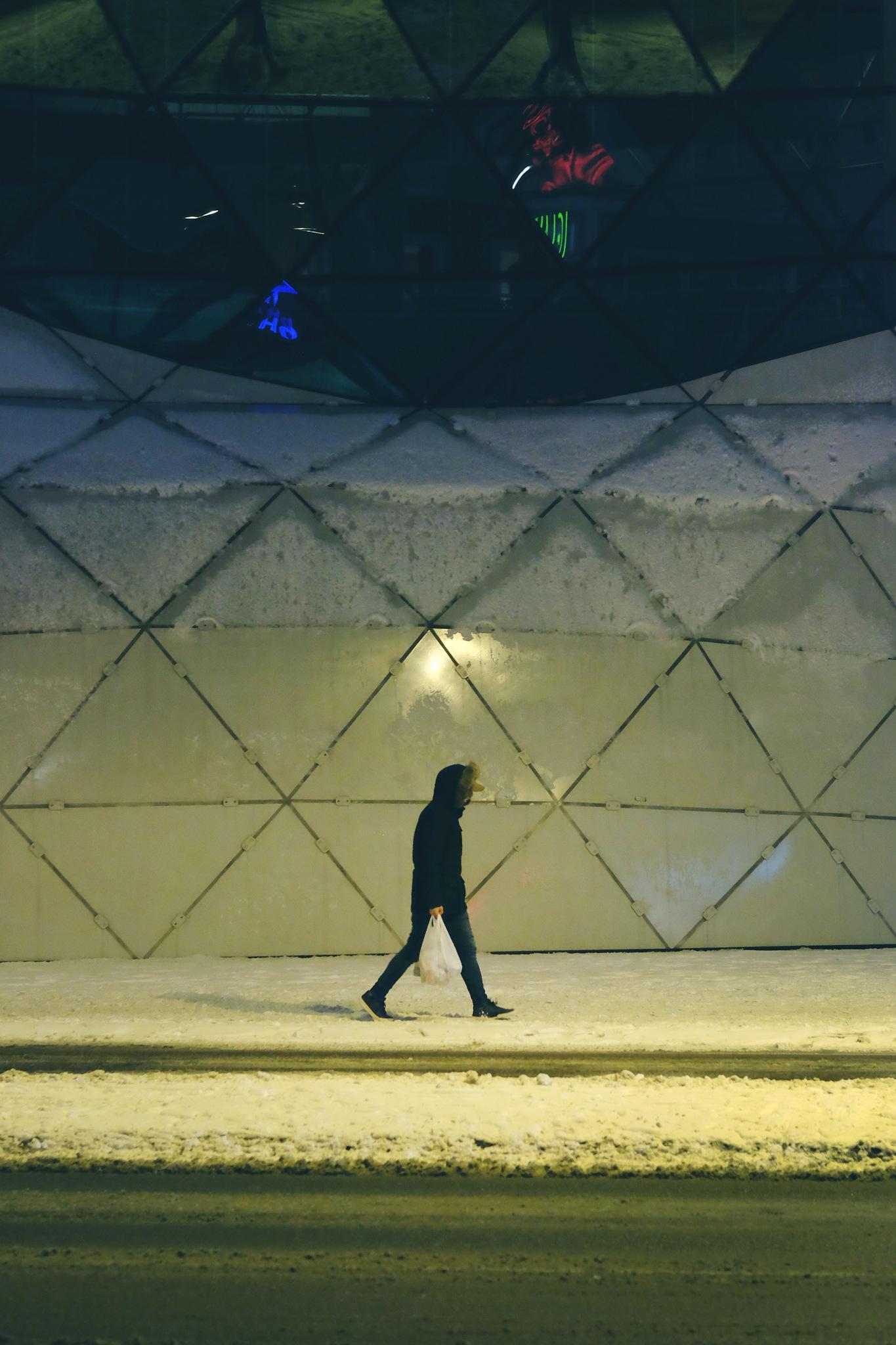 The white walker by Bram Busink
