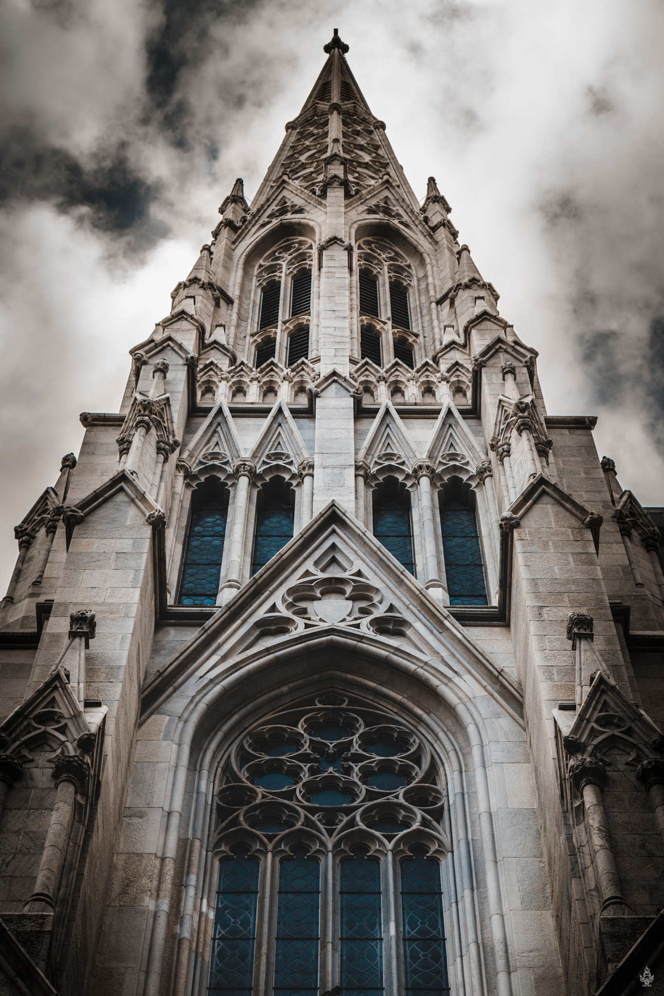 St. Patrick Cathedral  by Vex Vegaz