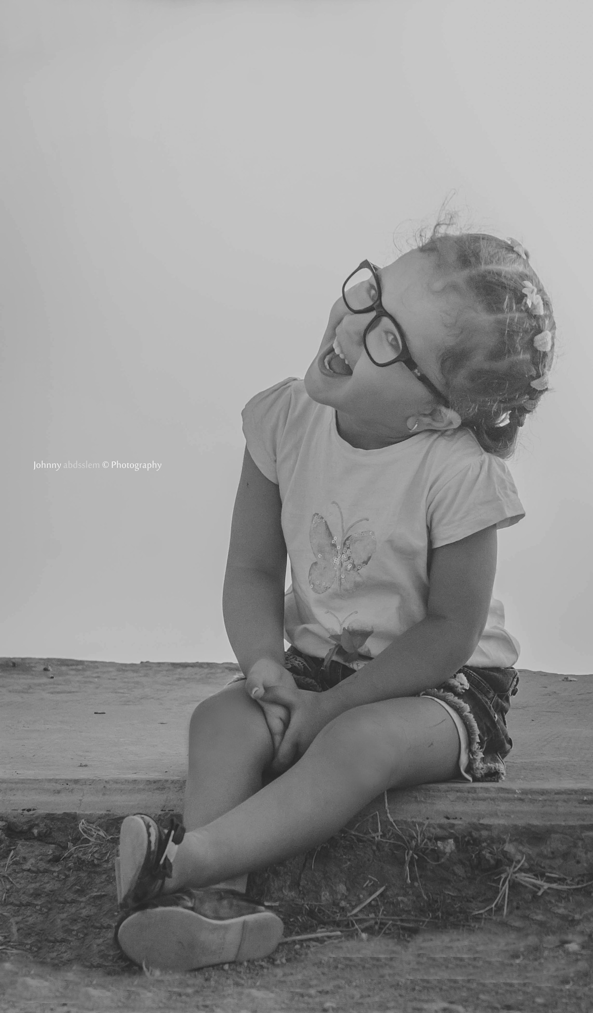 The laugh of innocence by Johnny Abdsslam one click