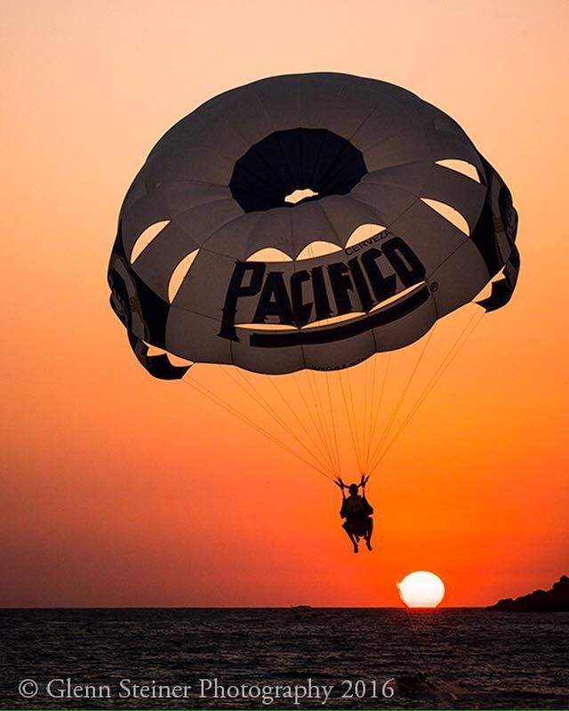 Up, Up and Away!  Onwards to Athens, chasing the sunset unto a bright new day in Greece! © Glenn Ste by Glenn Steiner