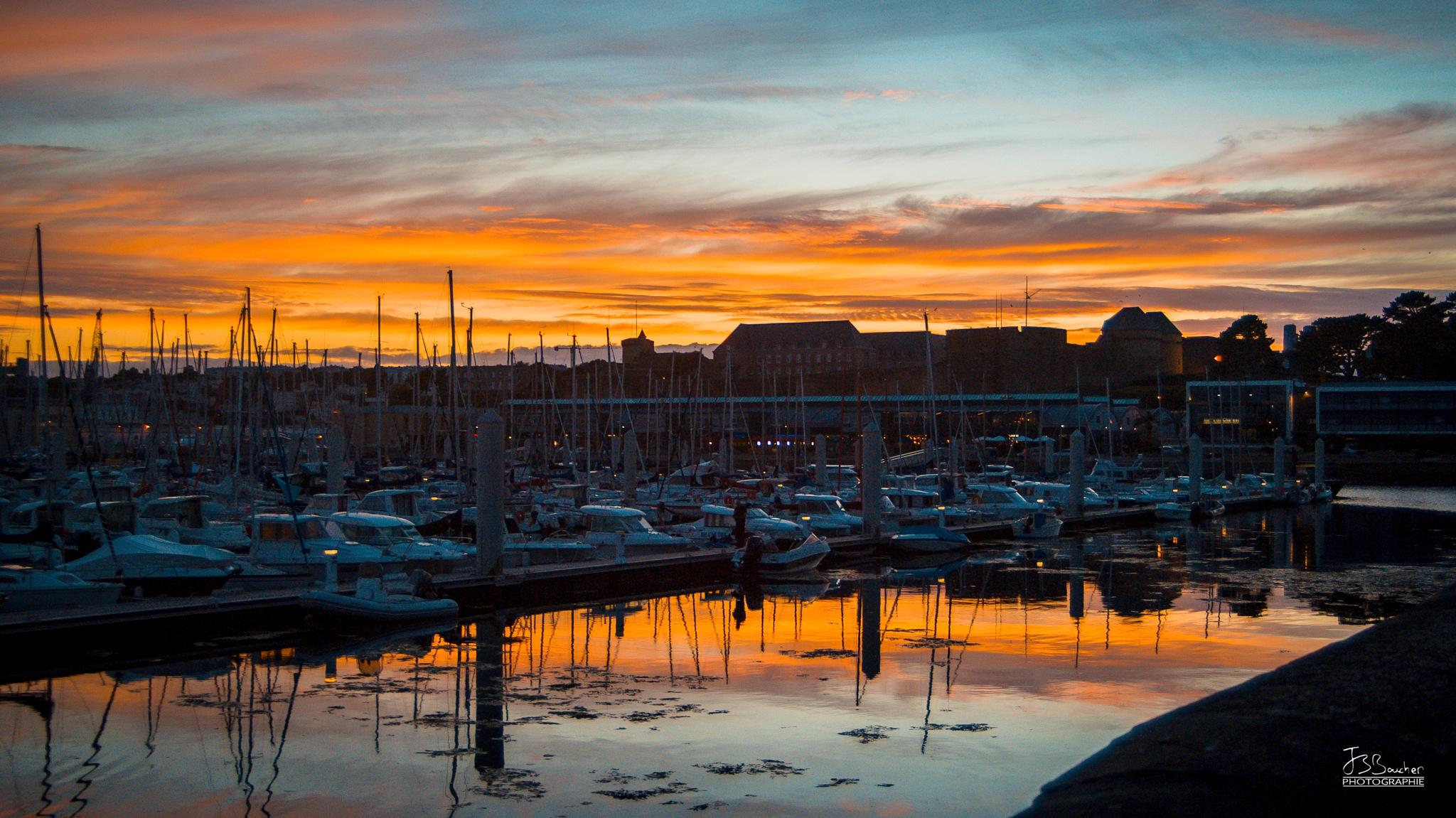 Sunset by JB Boucher